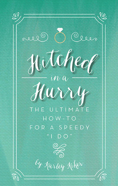 Hitched in a Hurry Book Review // The Overwjelmed Bride Wedding Blog + Southern California Wedding Planner