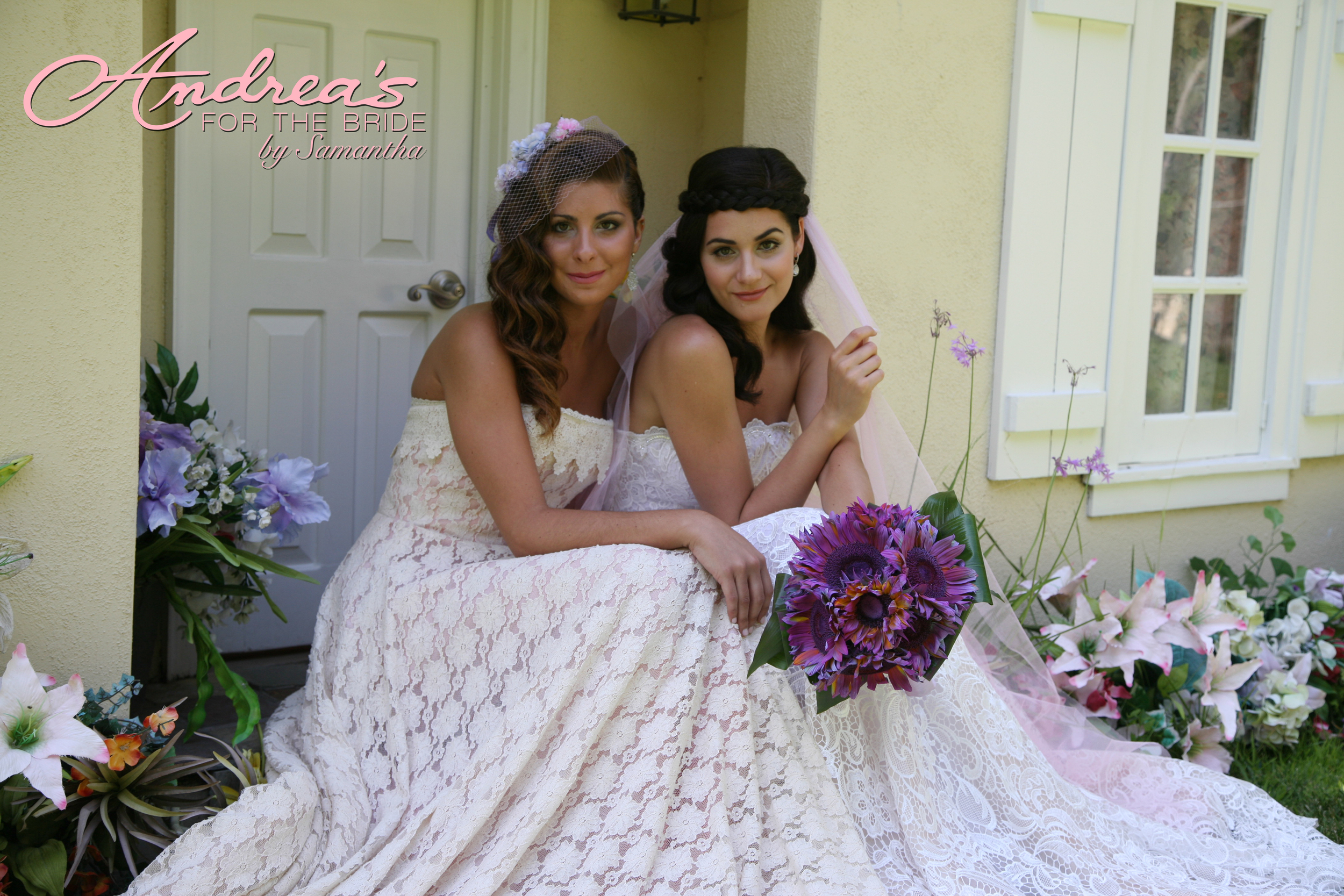 Andrea's For the Bride - Sister of Honor // The Overwhelmed Bride Wedding Blog + Southern California Wedding Planner
