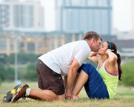 Couples Workout // The Overwhelmed Bride Wedding Blog + Southern California Wedding Planner