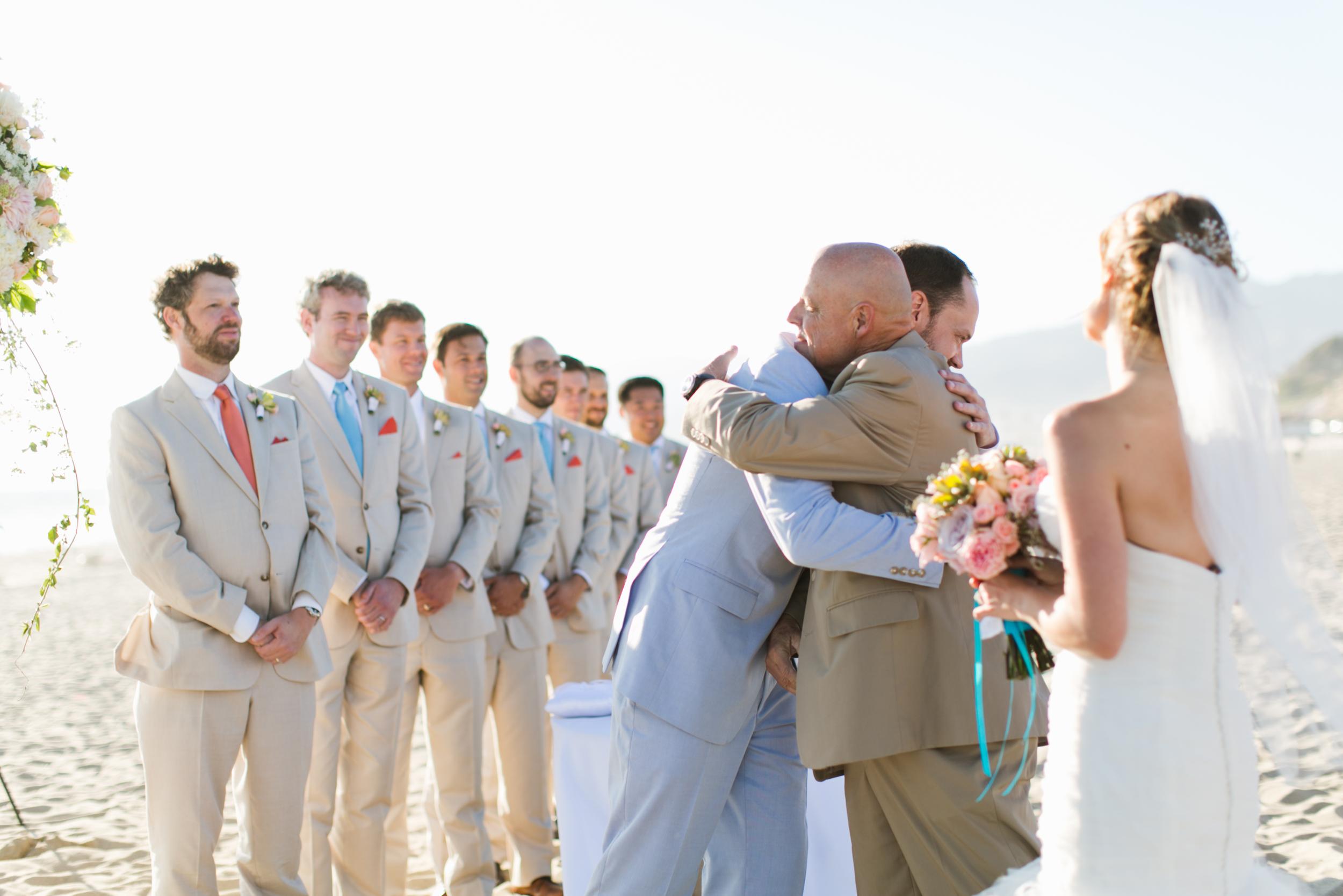 Malibu West Beach Club Wedding // The Overwhelmed Bride Wedding Blog + Southern California Wedding Planner