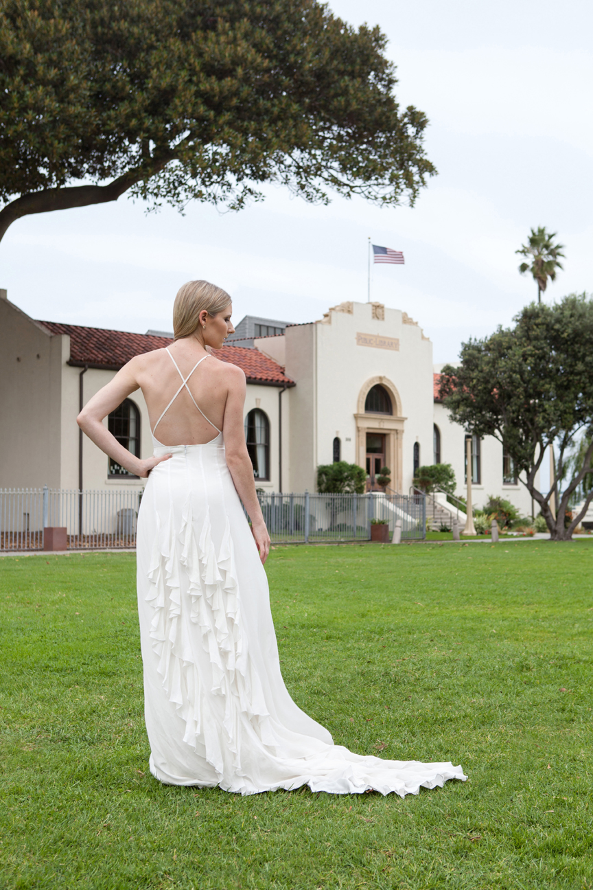 Celia Grace Gown 2015 Collection // The Overwhelmed Bride Wedding Blog + Southern California Wedding Planner