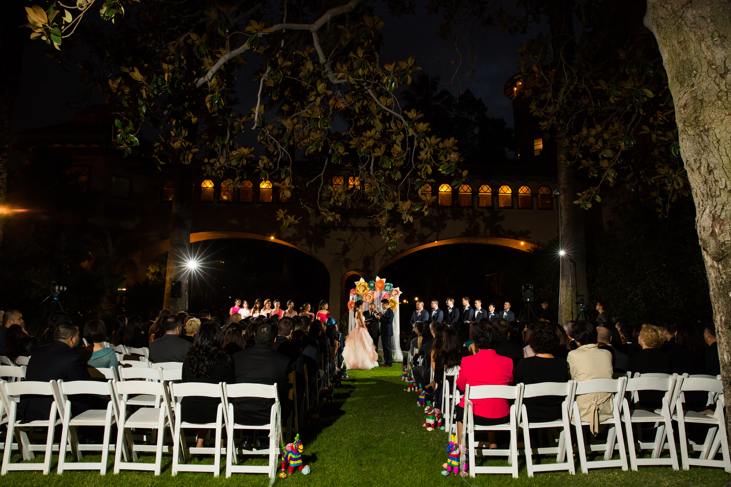 Pasadena Wedding at Castle Green // Southern California Wedding Venue