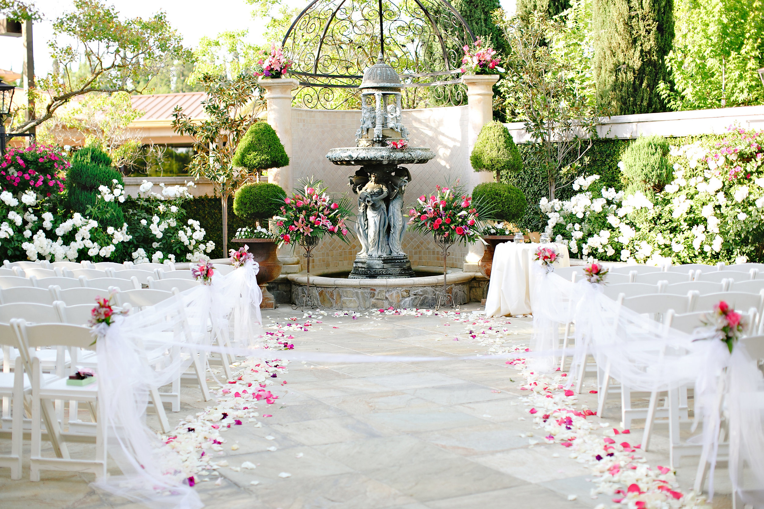 Disney Inspired Wedding
