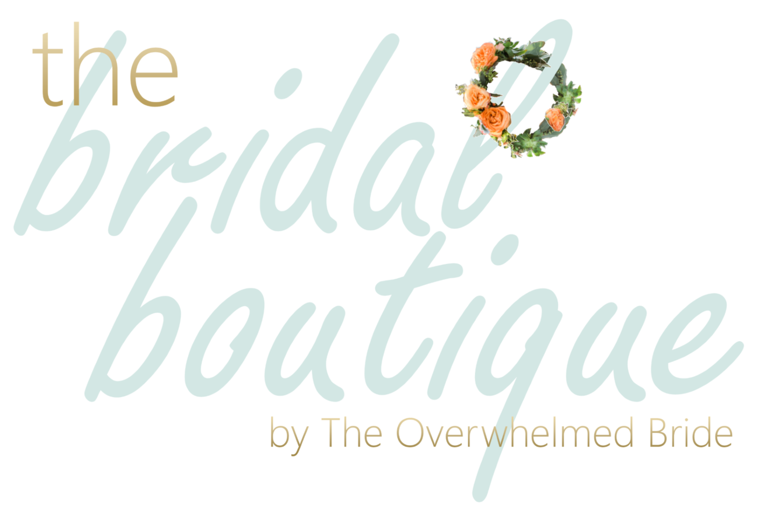 The Bridal Boutique // Shop Bridal Items