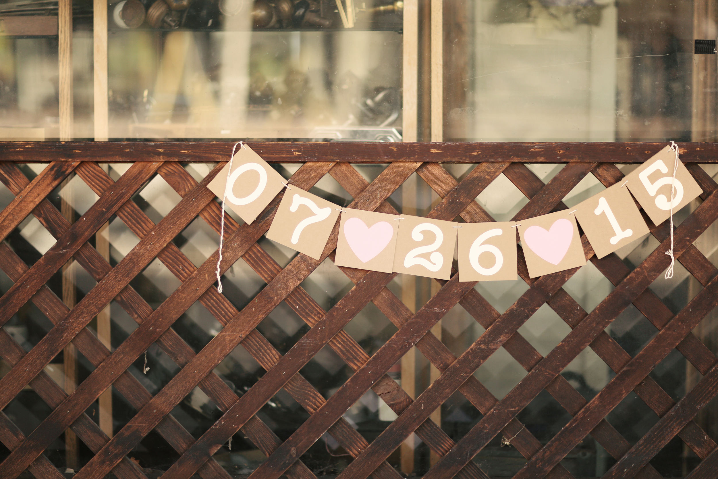 Personalized Wedding Banner by Black Label Decor