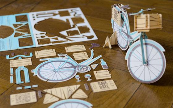 Save the Dates  (design),  La Trasteria  (printing)