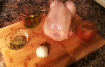 Rosemary Chicken Recipe