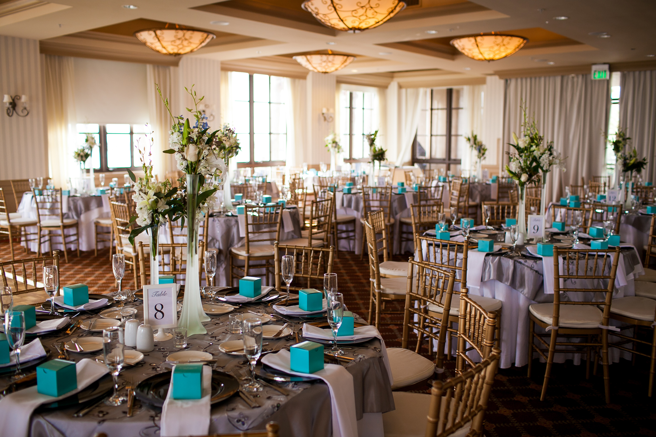 ugly wedding venue carpet