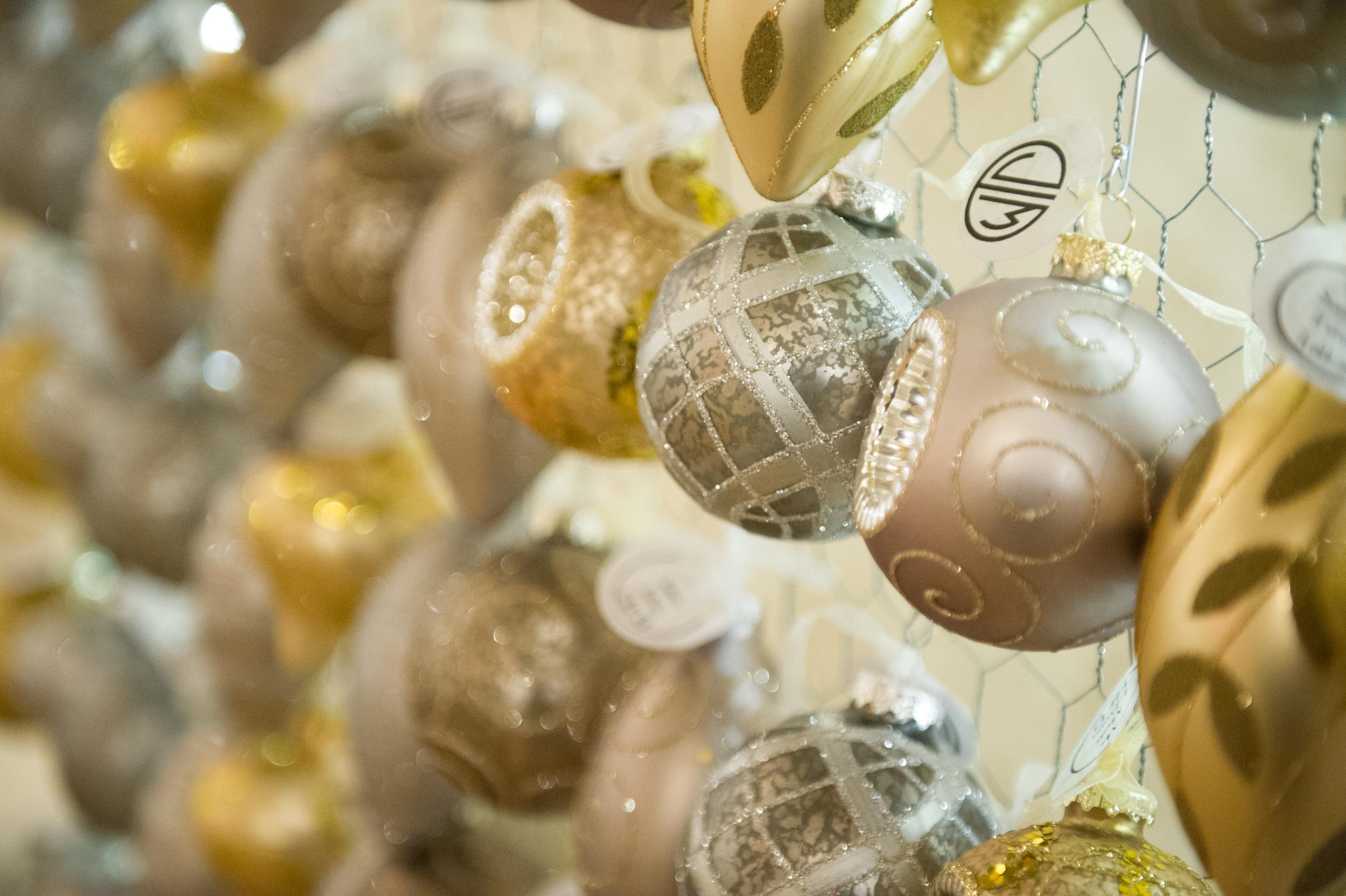 wedding favor ideas - ornaments