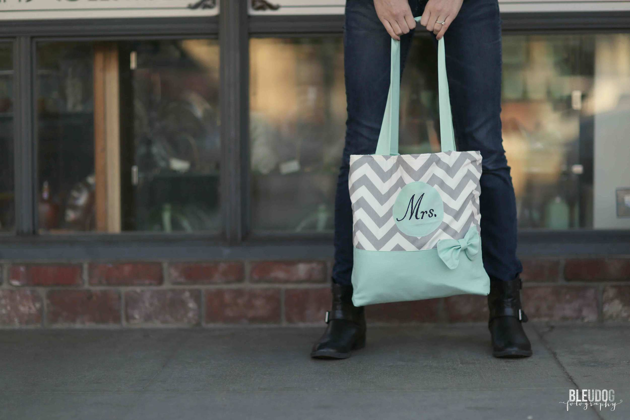 Mrs. tote by Shop Allie Anderson