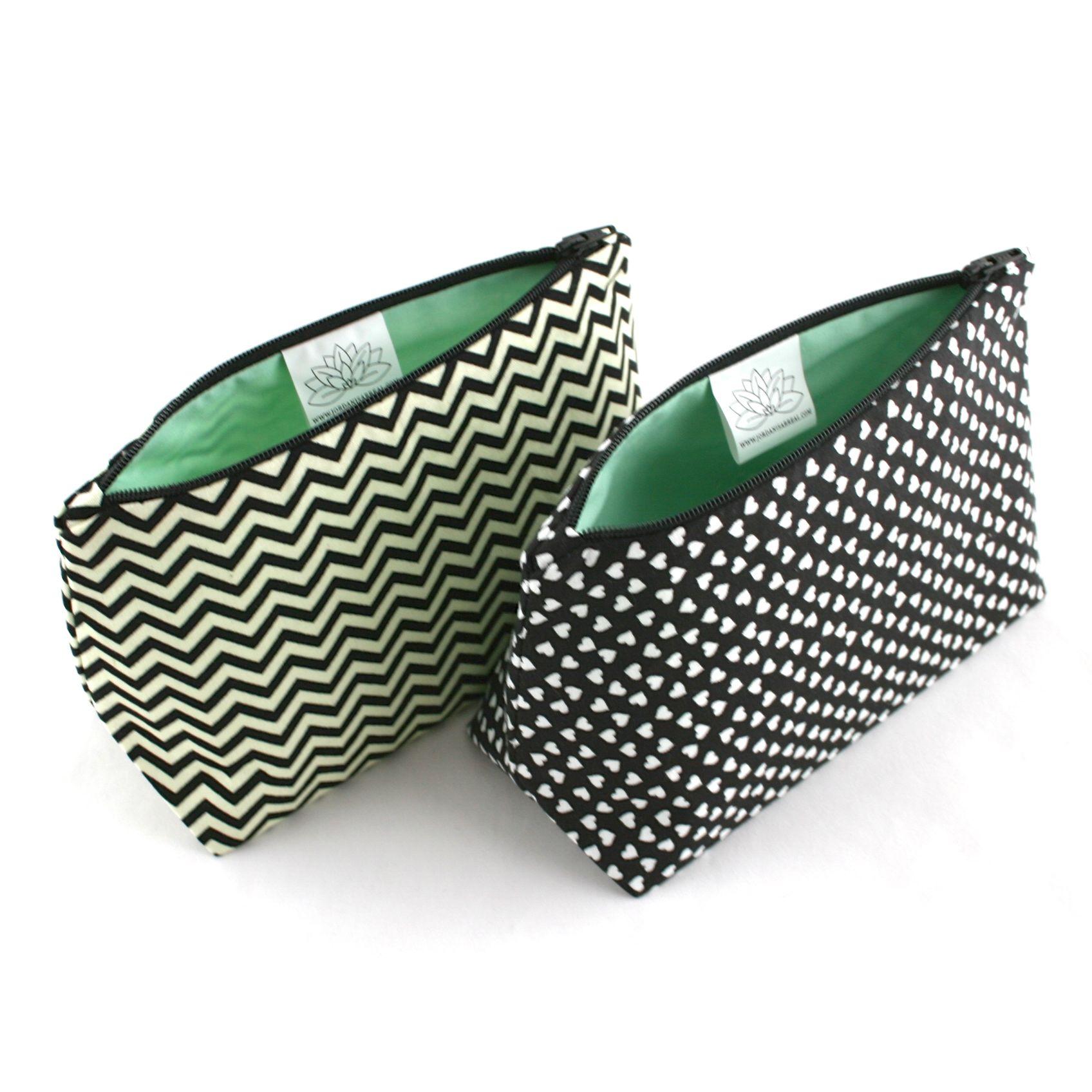Black and White Coordinate Bags - Le Pique Nique by Jordani Sarreal 02.jpg