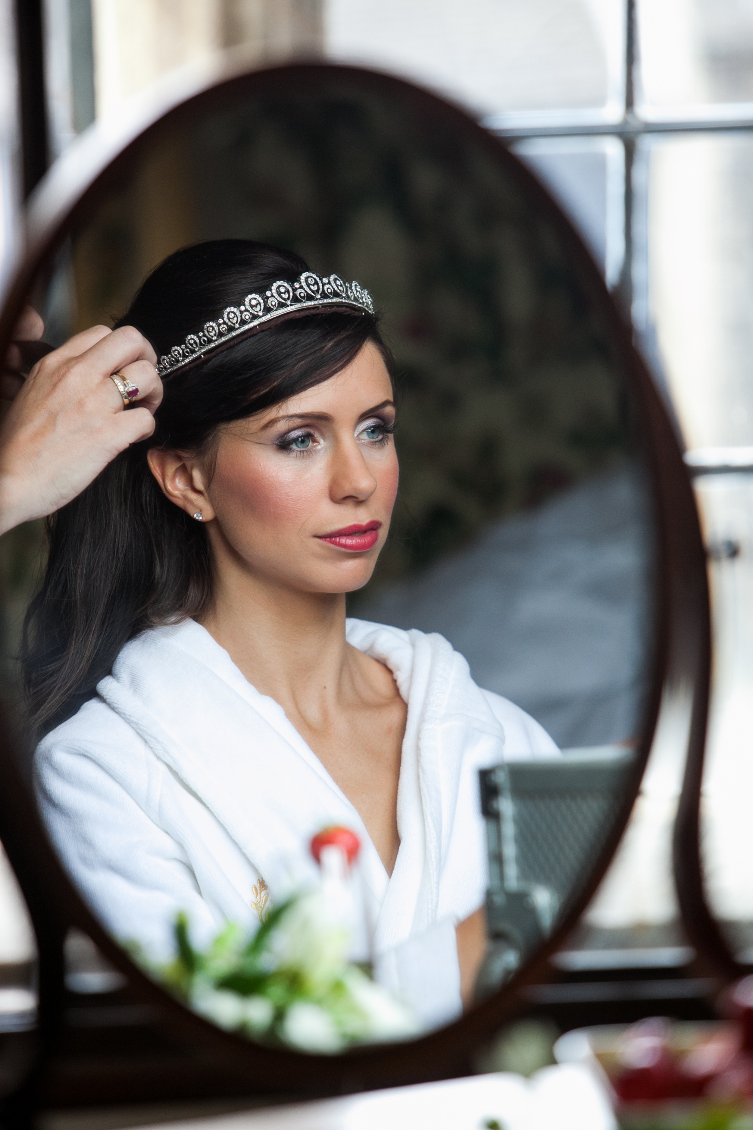 wedding hair and makeup artist Worcester, England