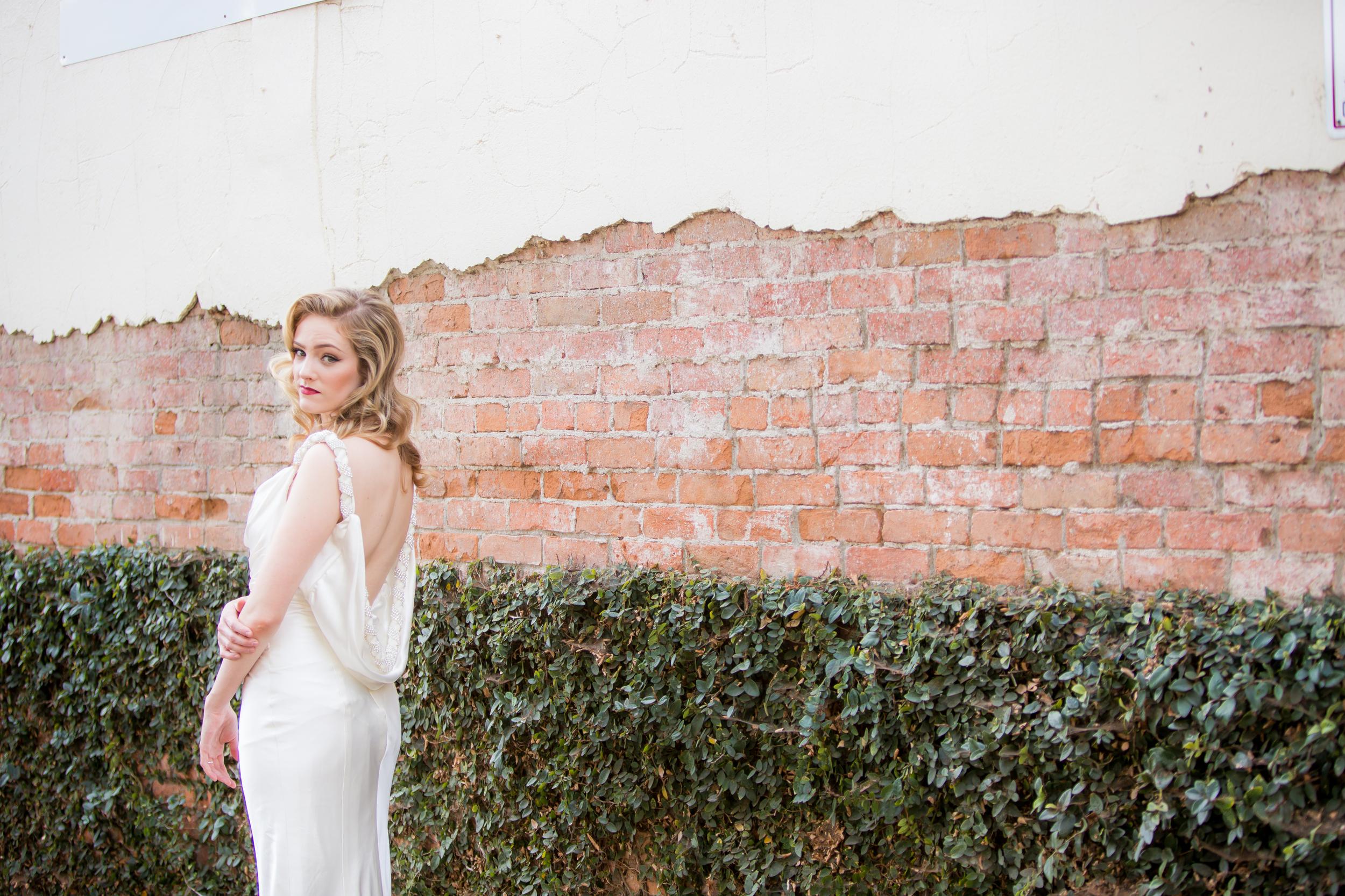 Theresa Bridget Photography // Dress: Love & Lace Bridal Salon