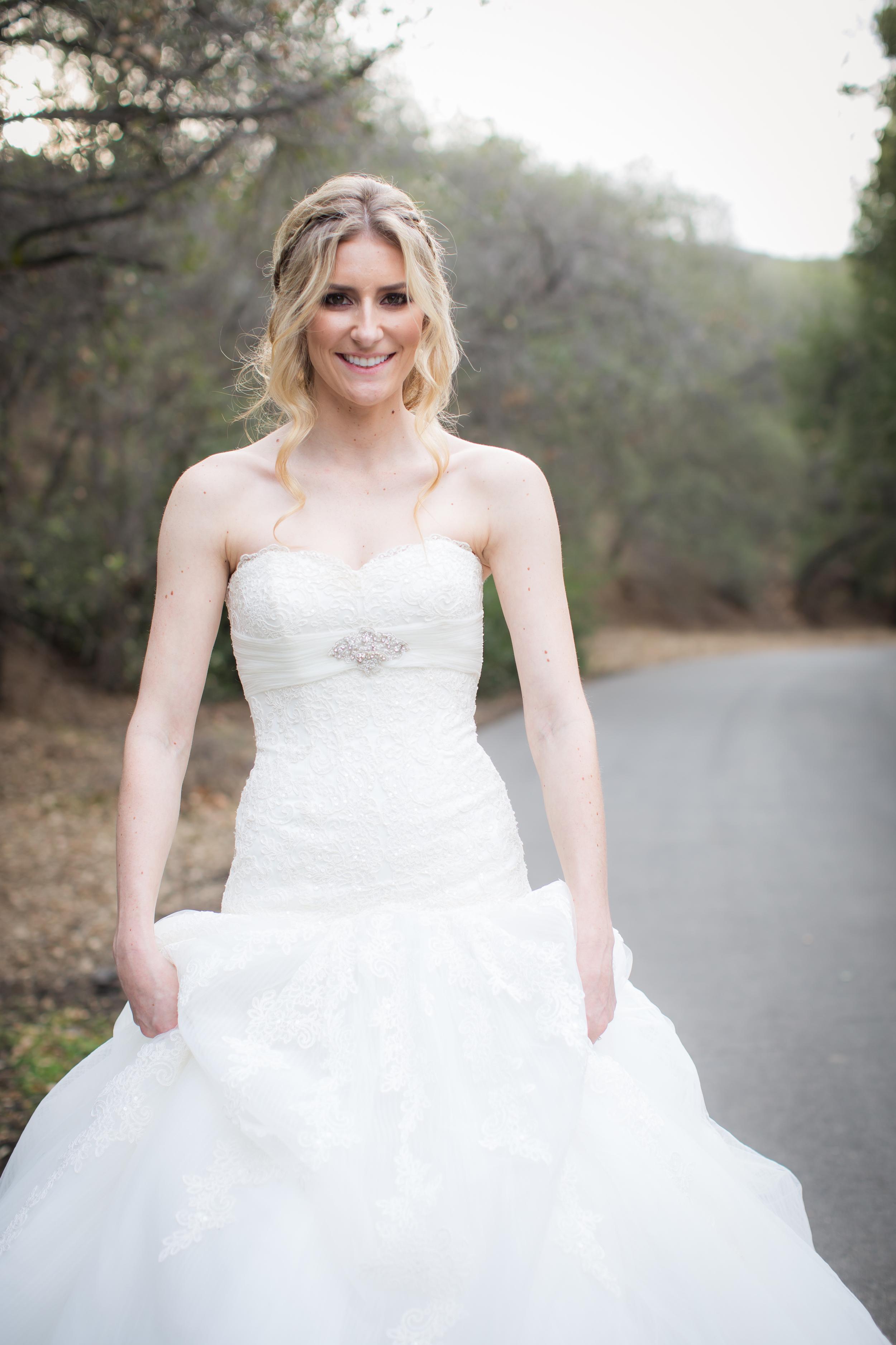 Theresa Bridget Photography // Dress: Lovella Bridal
