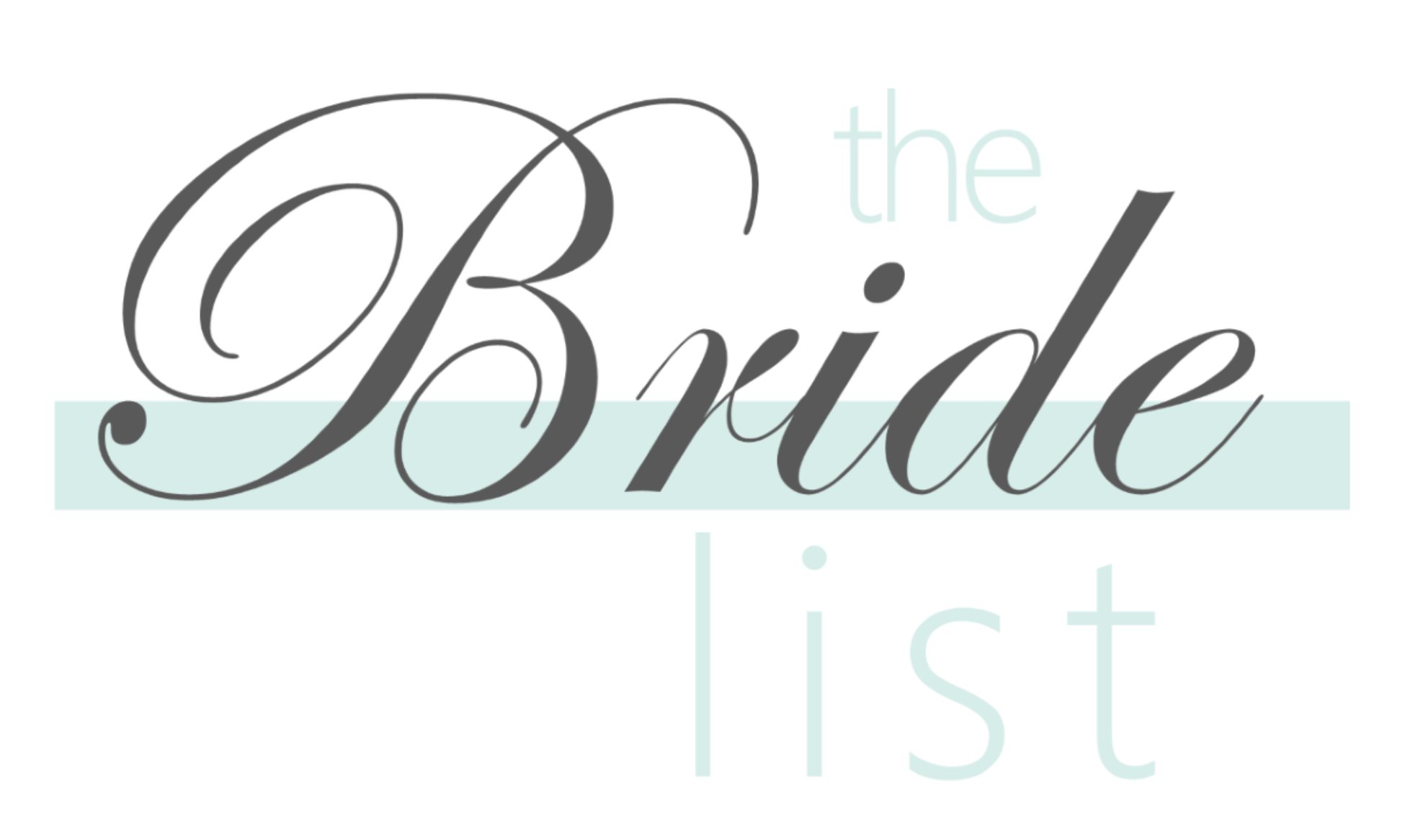 The Bride List // Wedding Professional Listing Site