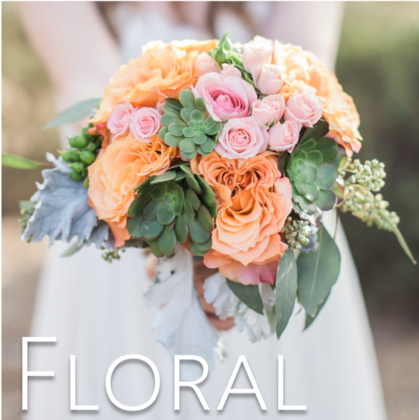 wedding florists, wedding bouquets + wedding centerpieces // the overwhelmed bride wedding blog