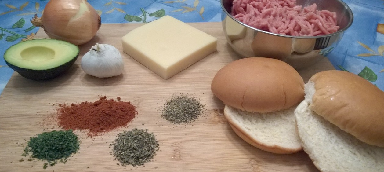 healthy sliders recipe