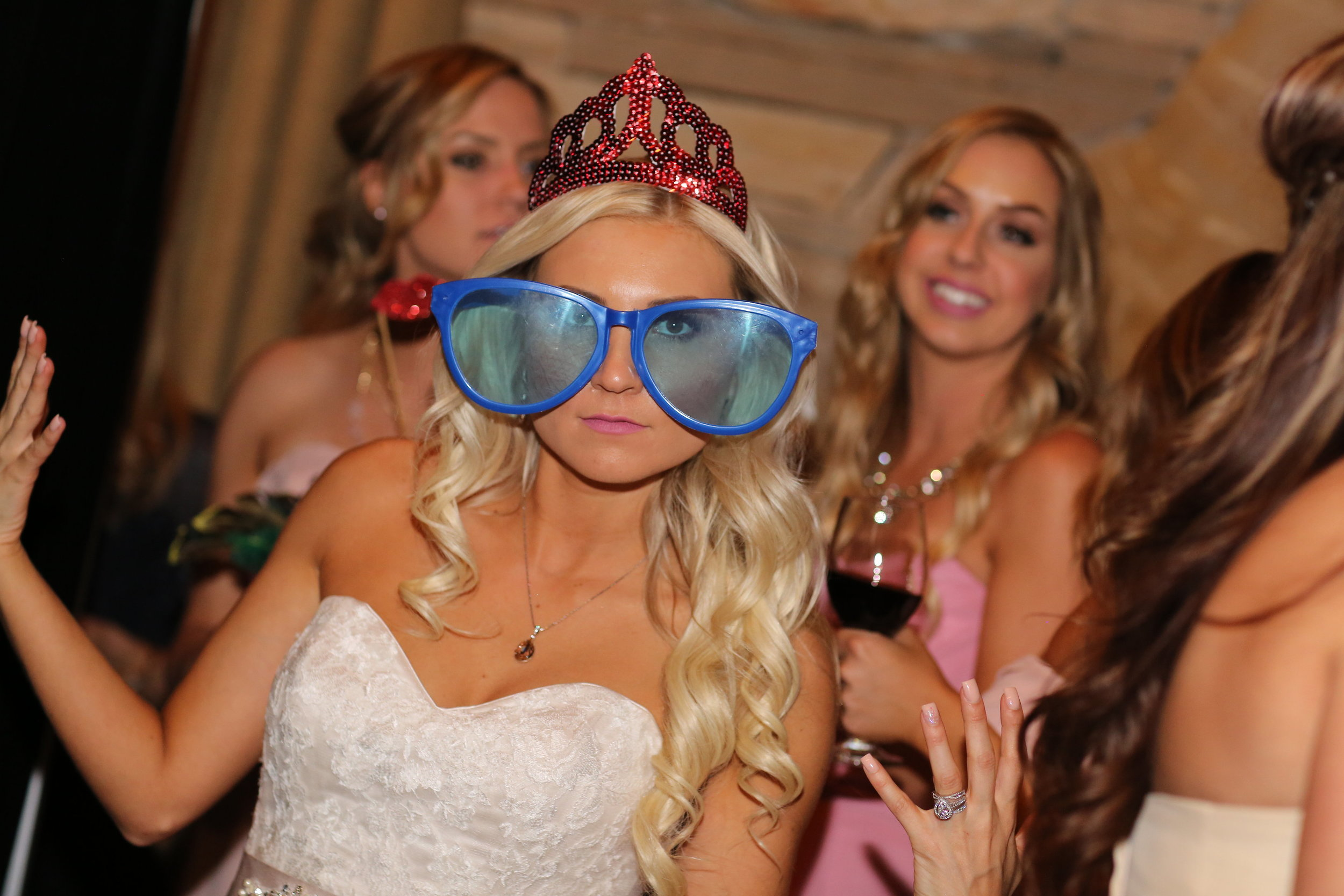 southern california wedding photobooth rental