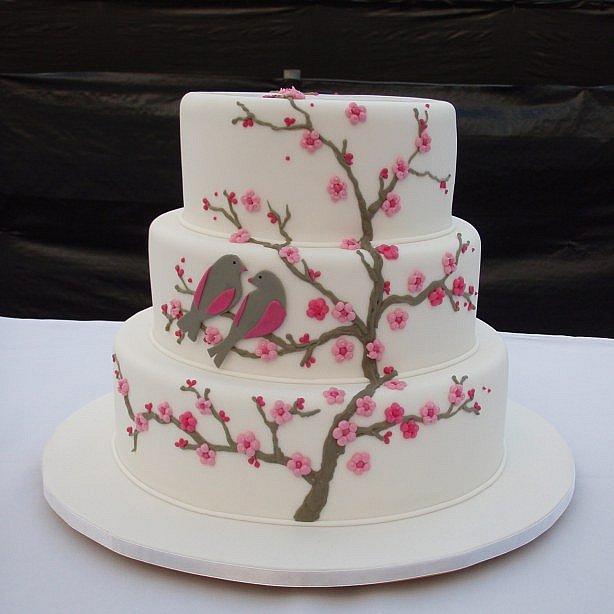 Tasty Flour Cake Design