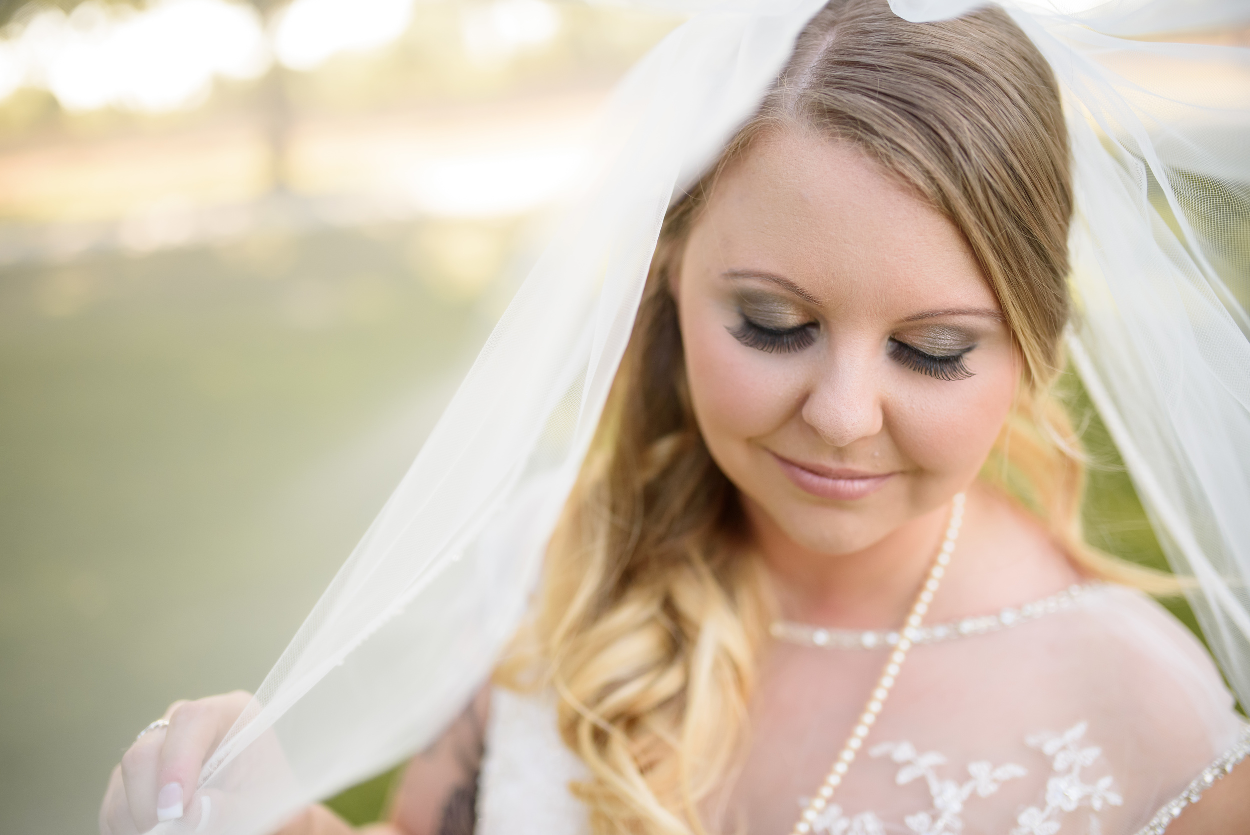 bridal portraits // long beach wedding photography