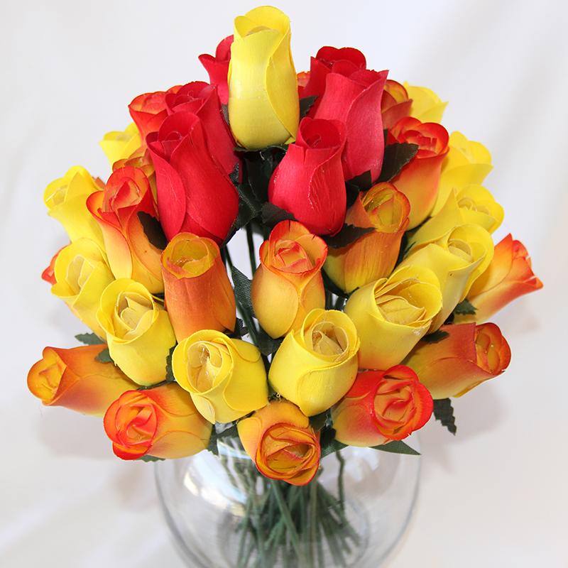 Eternal Wooden Roses