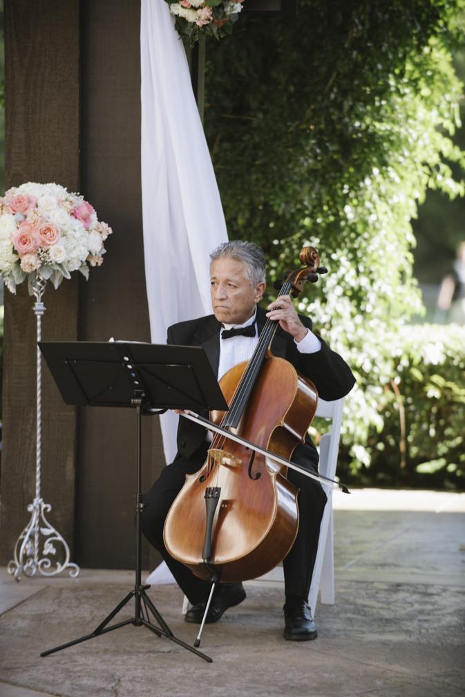 fallbrook, ca wedding string quartet los angeles