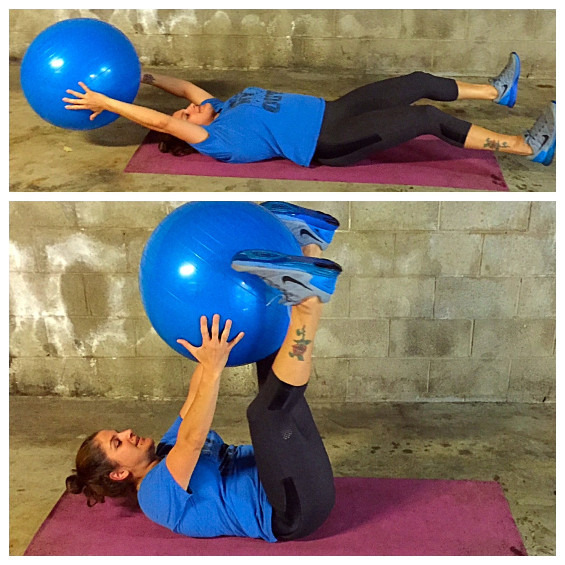 stability ball exerecises, bride to be exercises