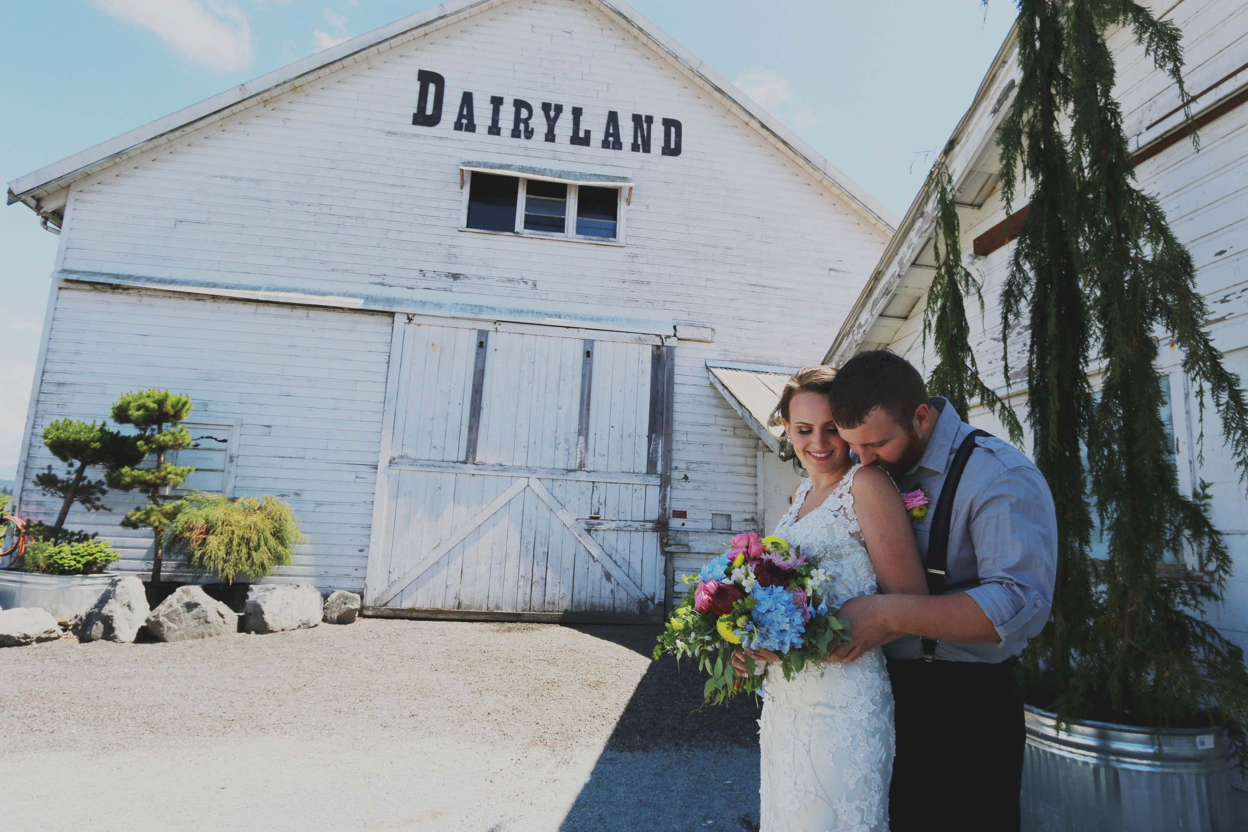 dairyland wedding venue