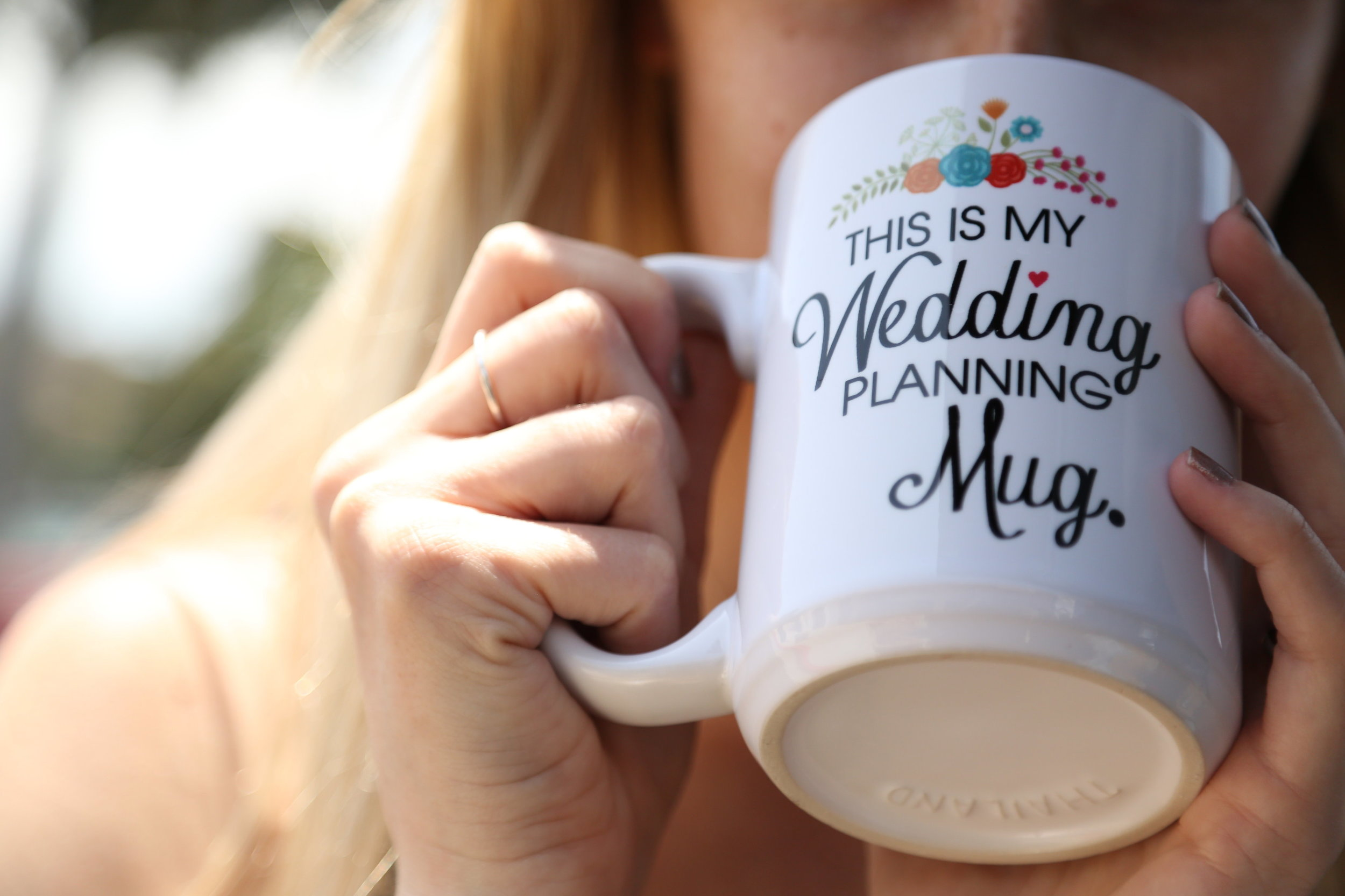 wedding planning bride to be coffee mugs etsy