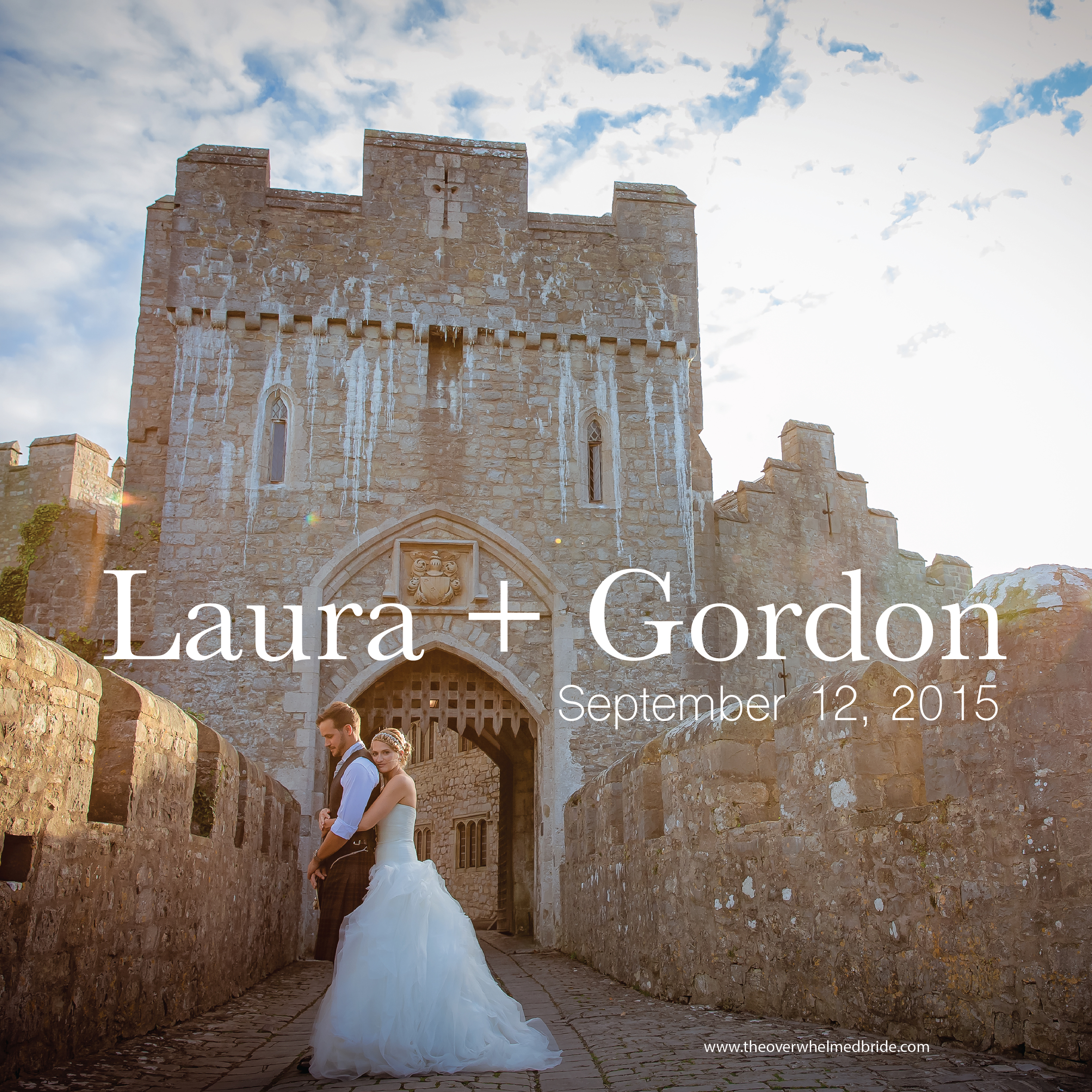 UK Castle Wedding- southern california wedding planner