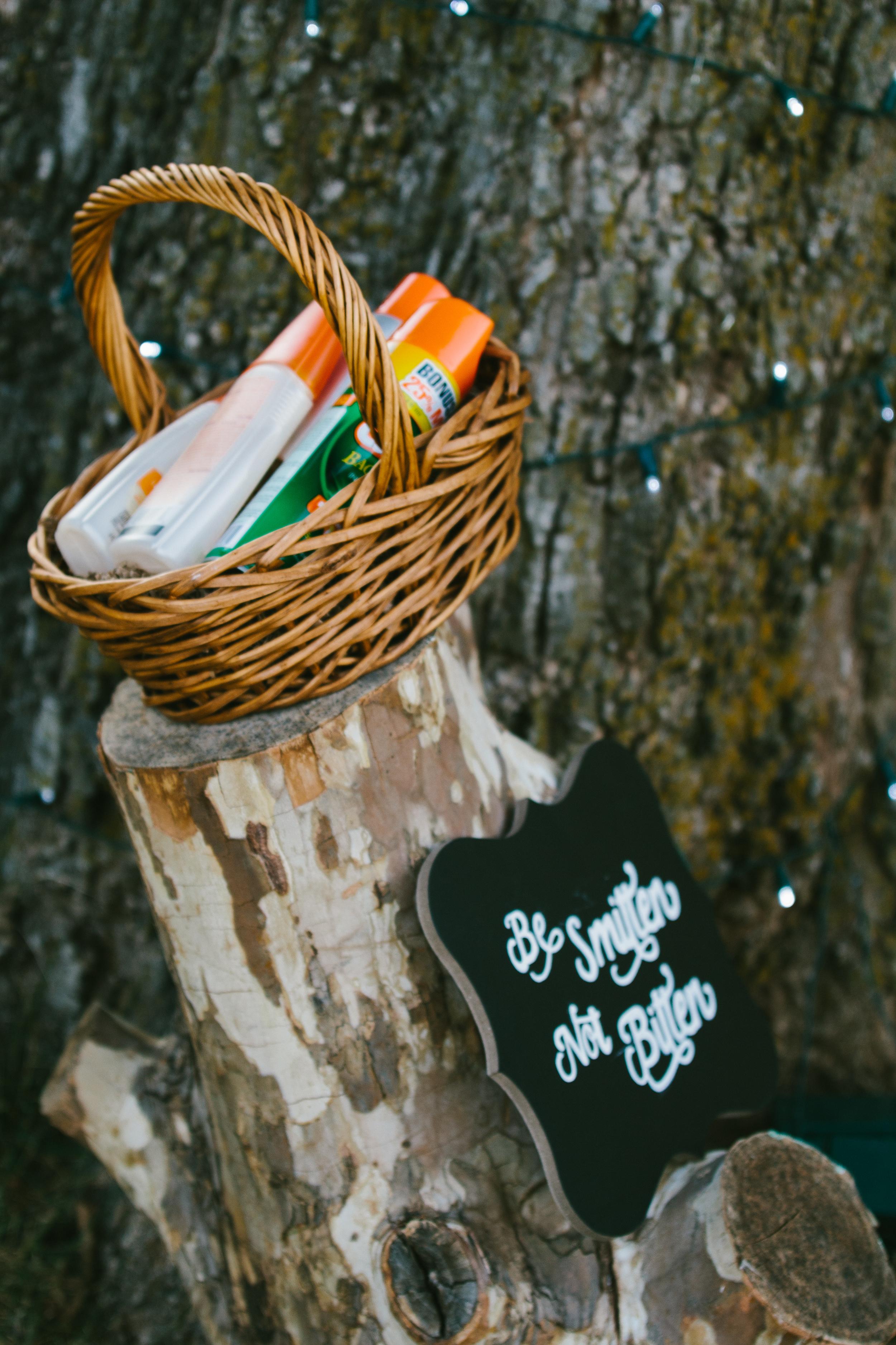 rustic outdoor wedding ideas - rustic intimate oklahoma wedding at Darlington Chapel