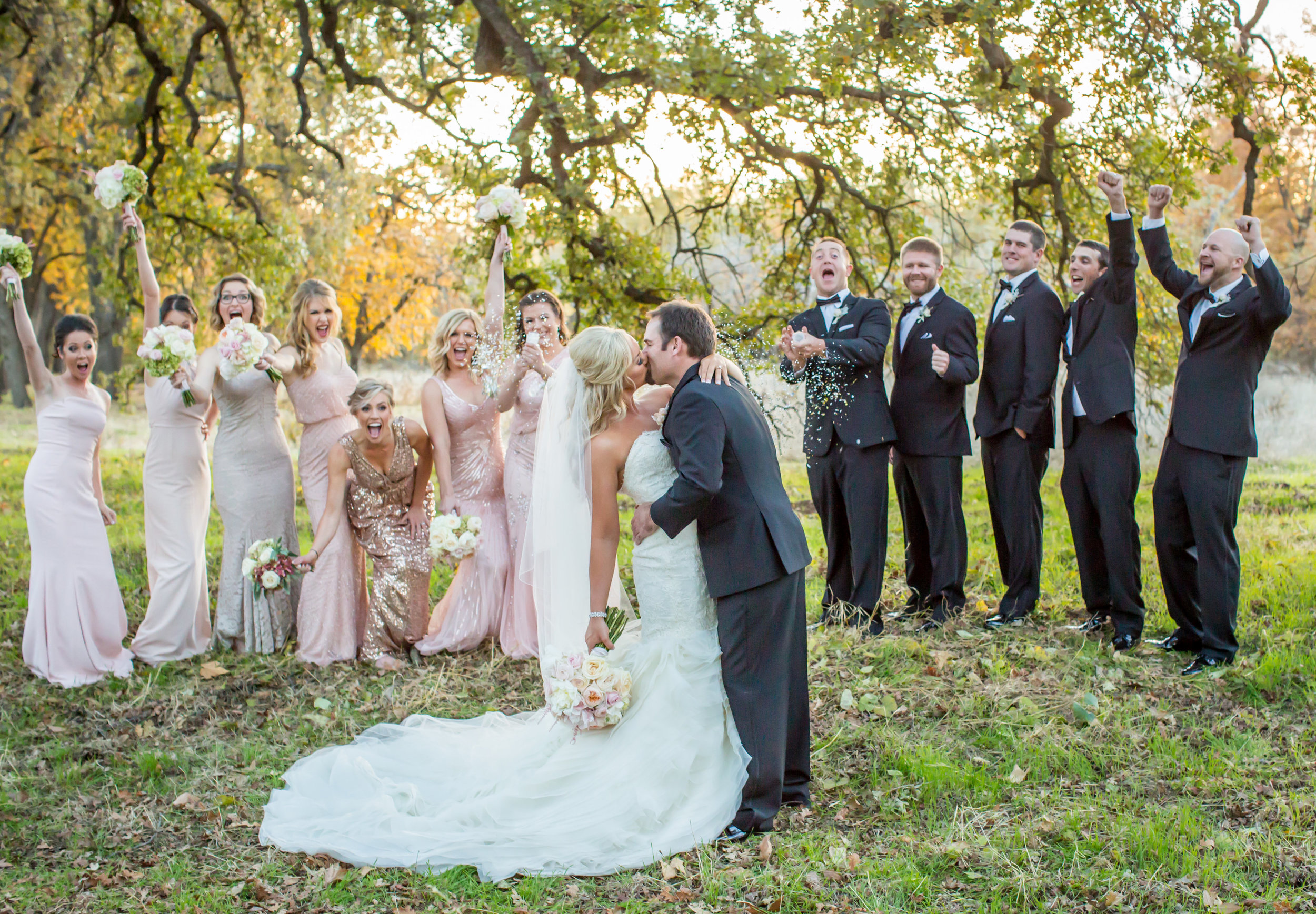 A Chico Event Center Wedding by Katelyn Owens Photography