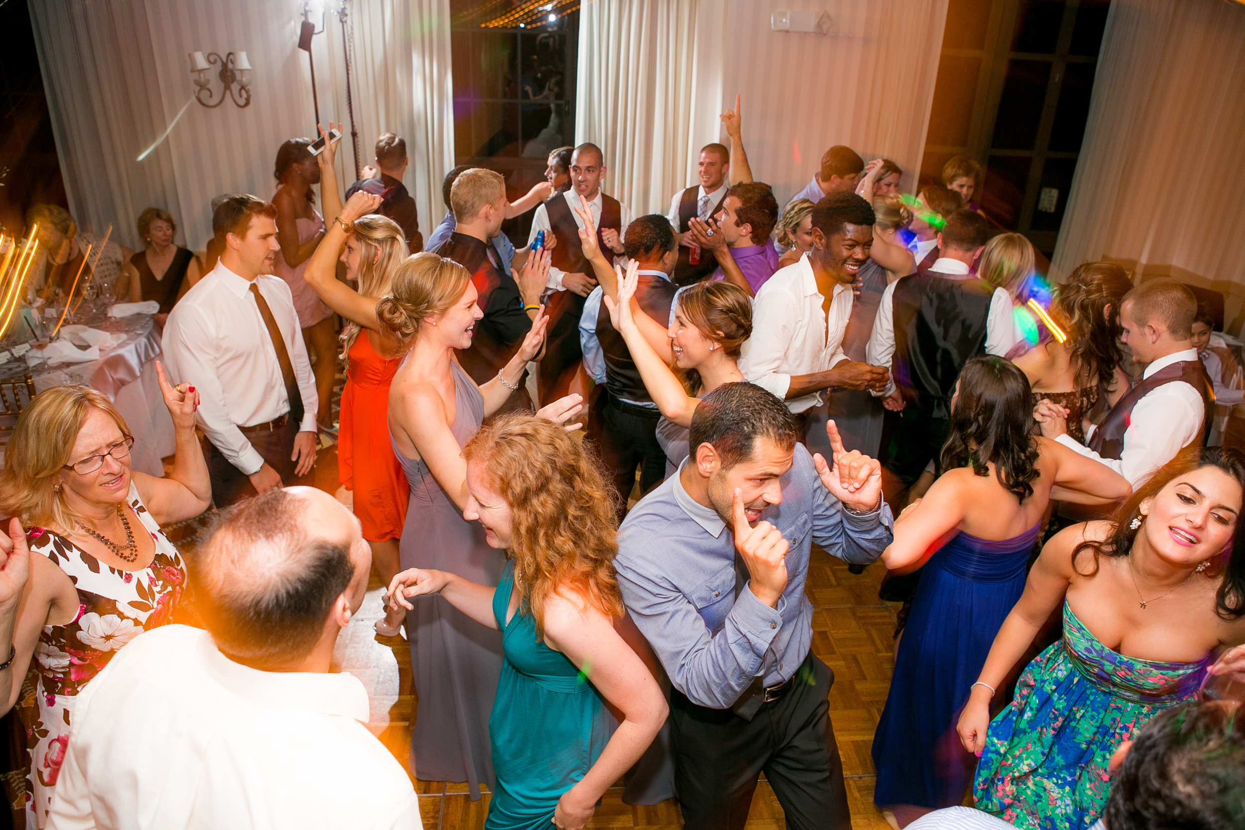 what you need to know when choosing your wedding DJ