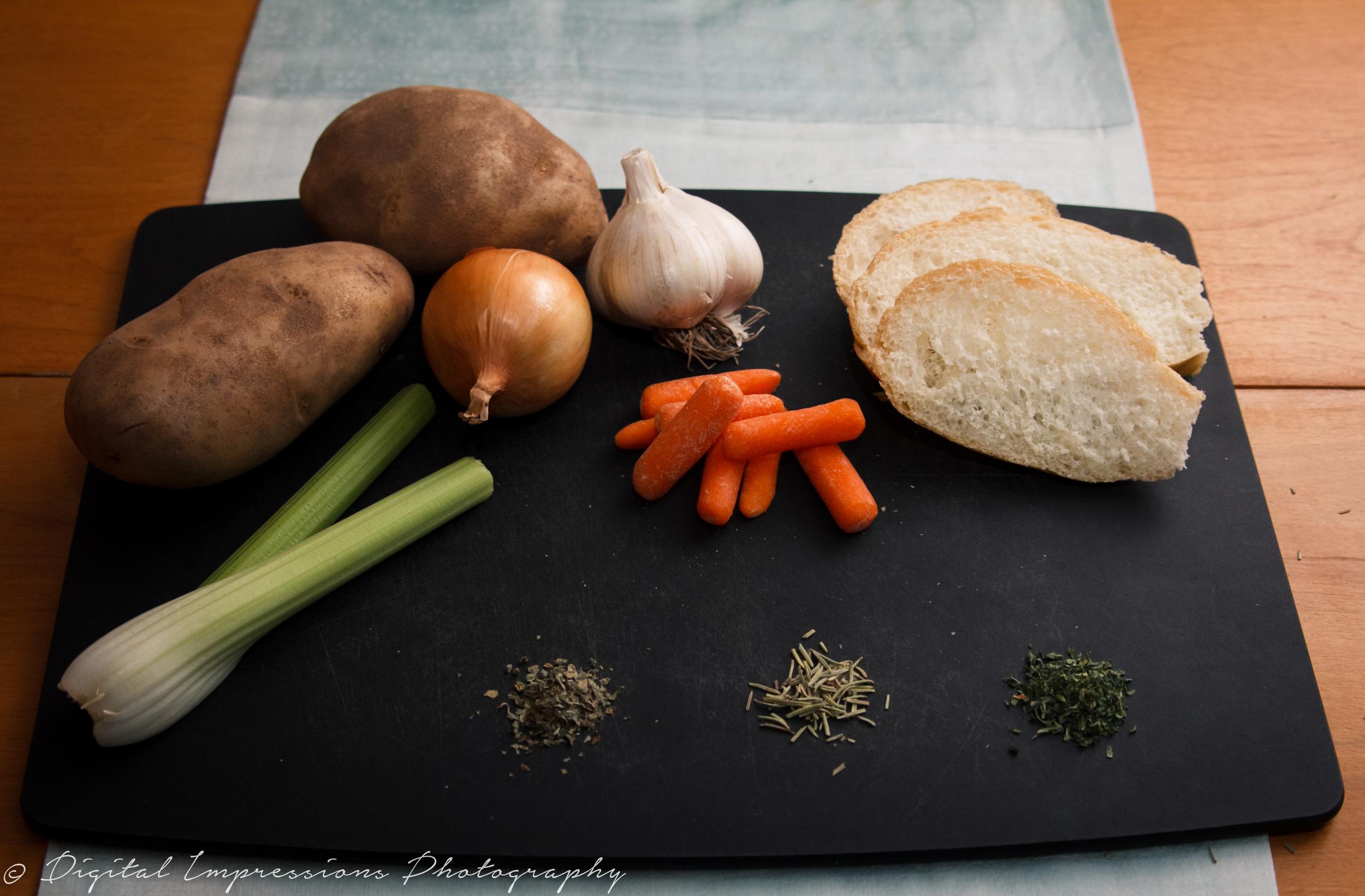 Date Night Recipe // Mid Winter Beef Stew