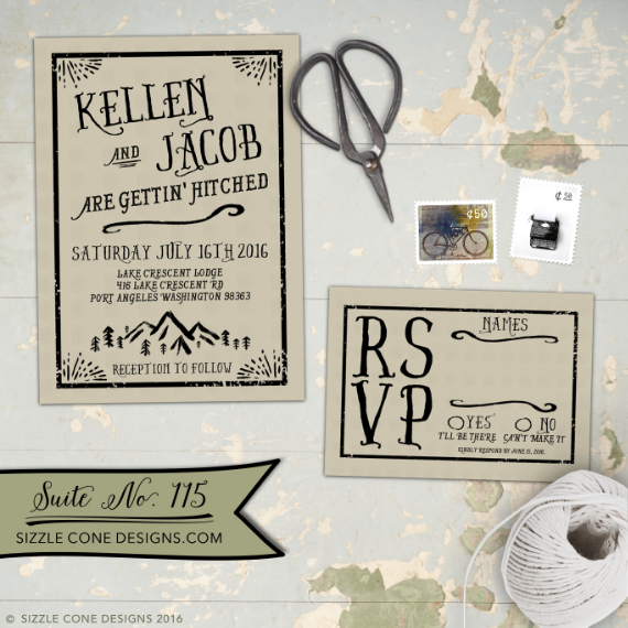 The Bride List vendor  Sizzle Cone Designs