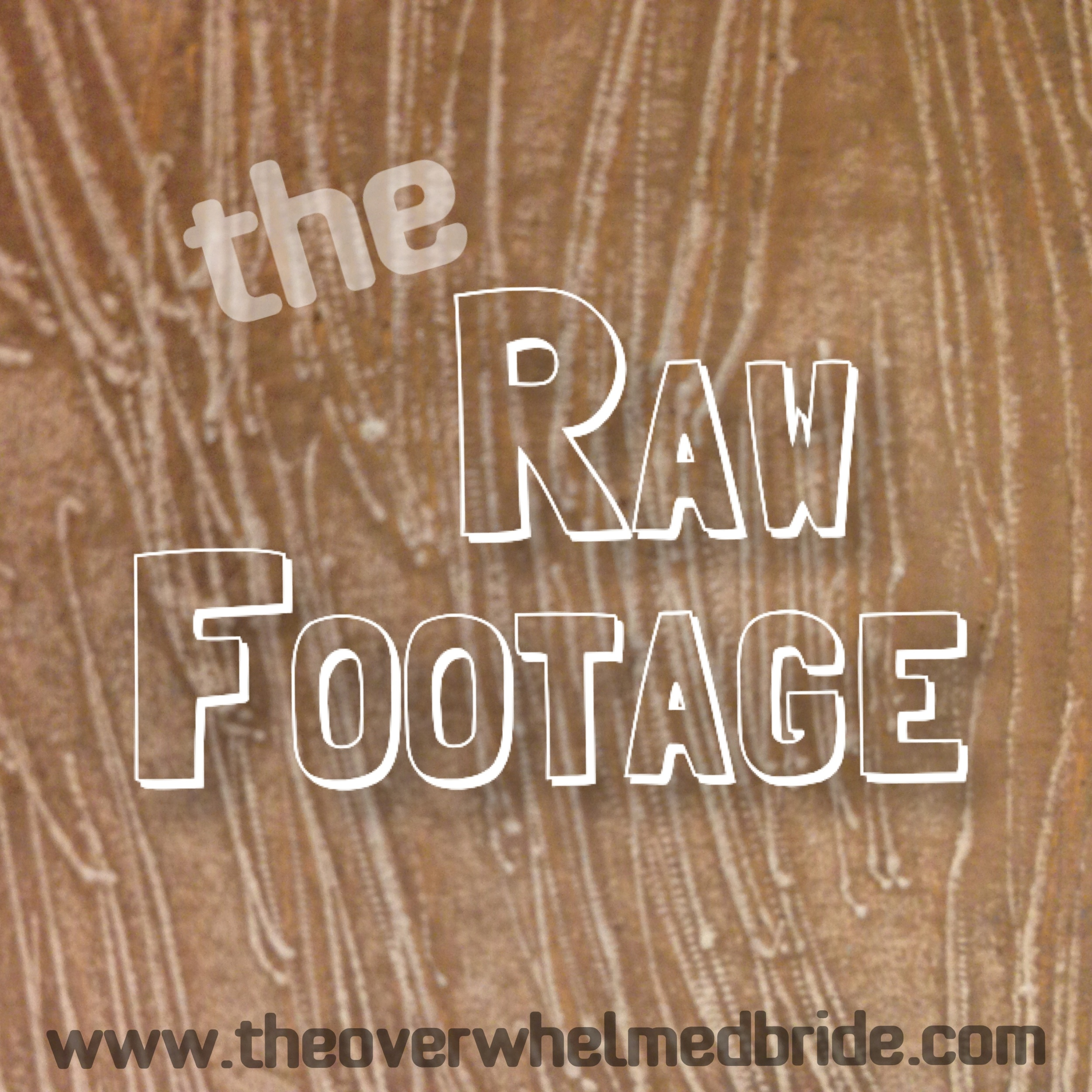 The Raw Wedding Videography Footage