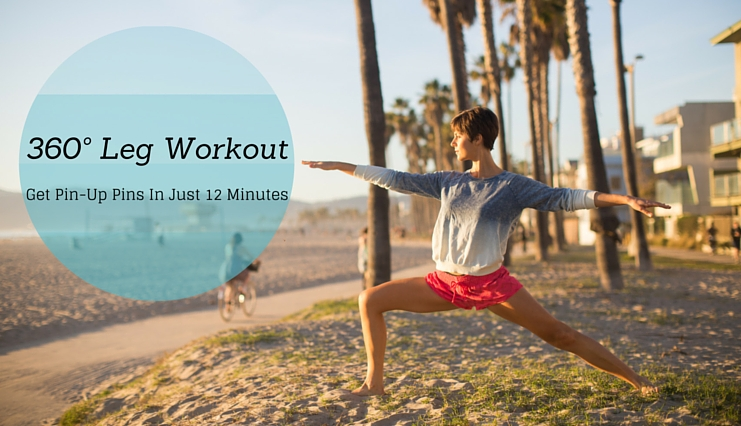 12 minute pilates leg workout for brides