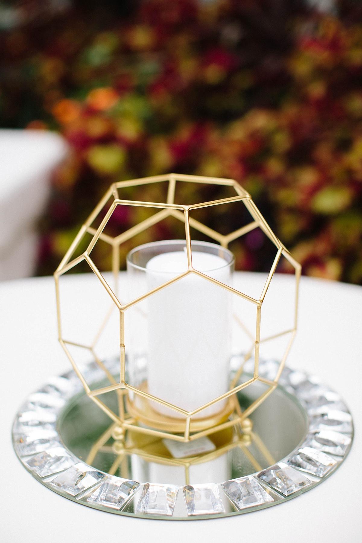 unique wedding centerpiece - davids bridal