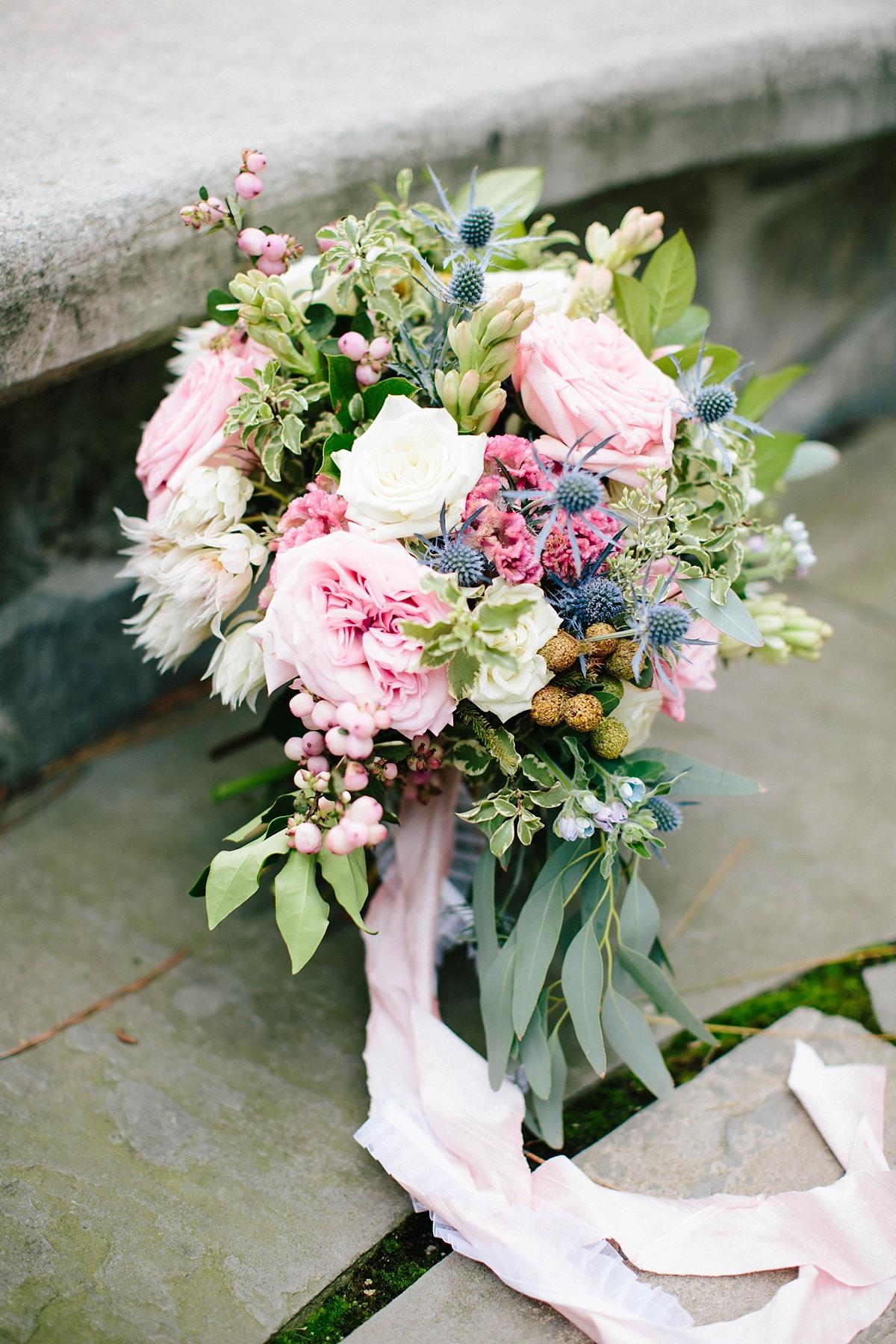 unique bridal bouquet-davids bridal