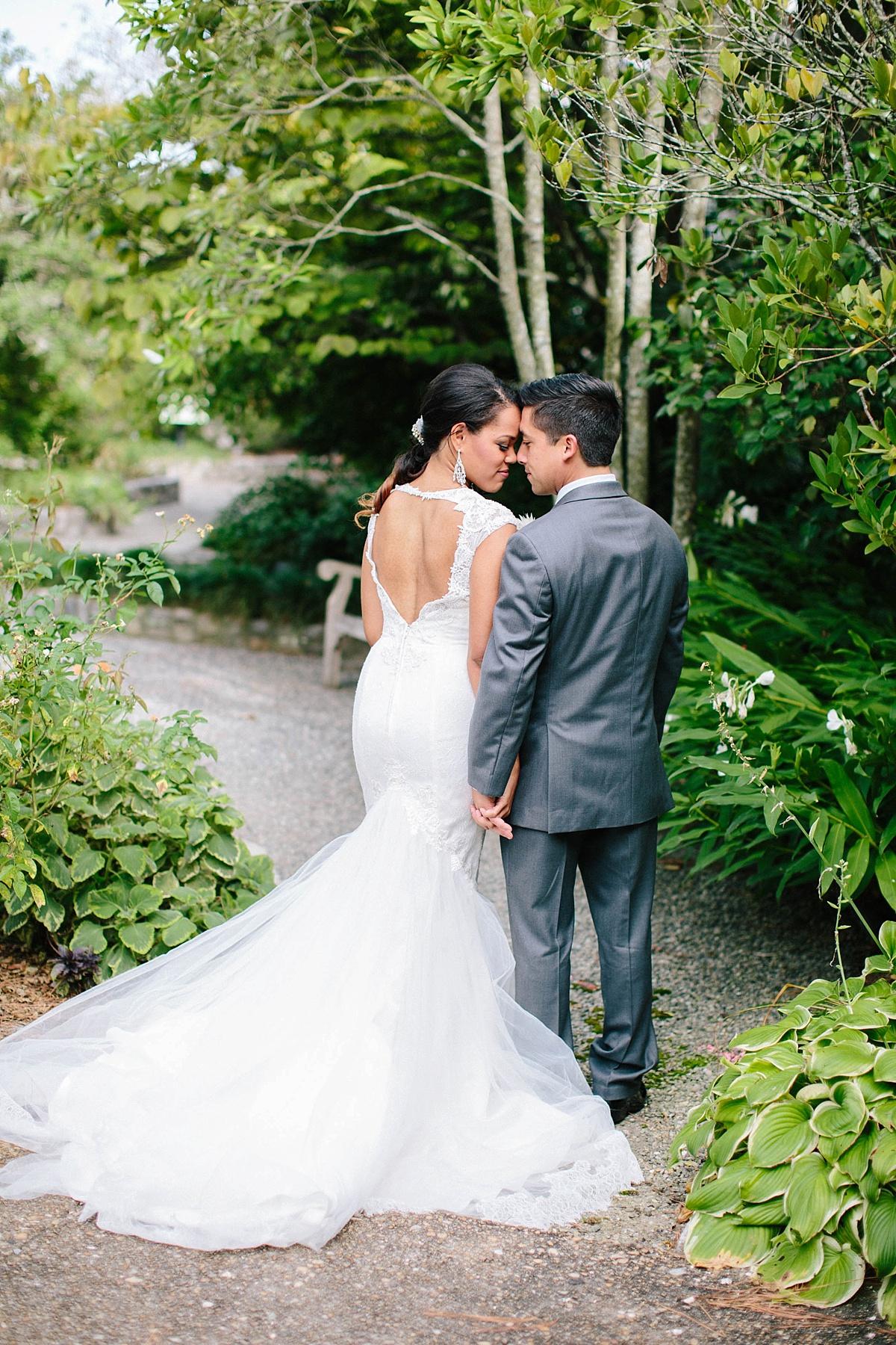 ace low back wedding dress - davids bridal