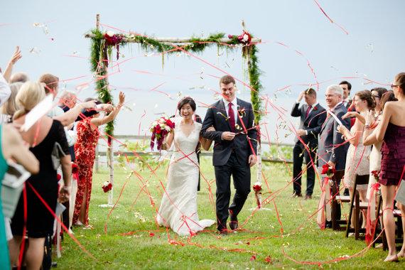 wedding sendoff ideas