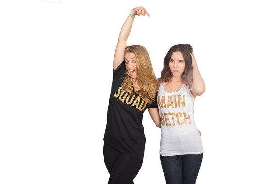 Main Betch + Squad Shirts