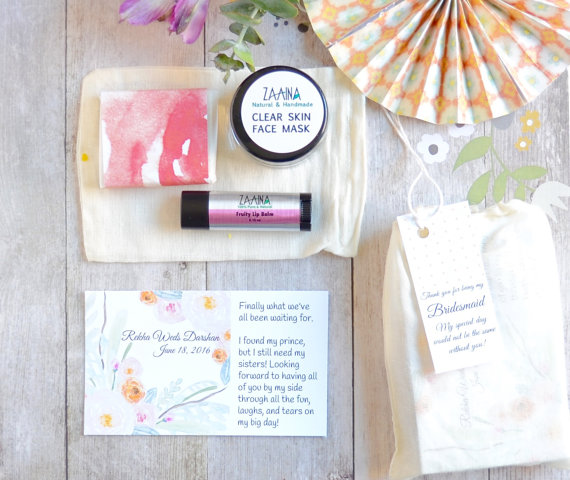 Bridesmaid Gift Package