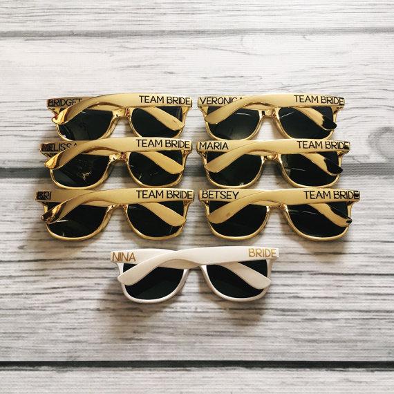 Bachelorette Party Sunglasses