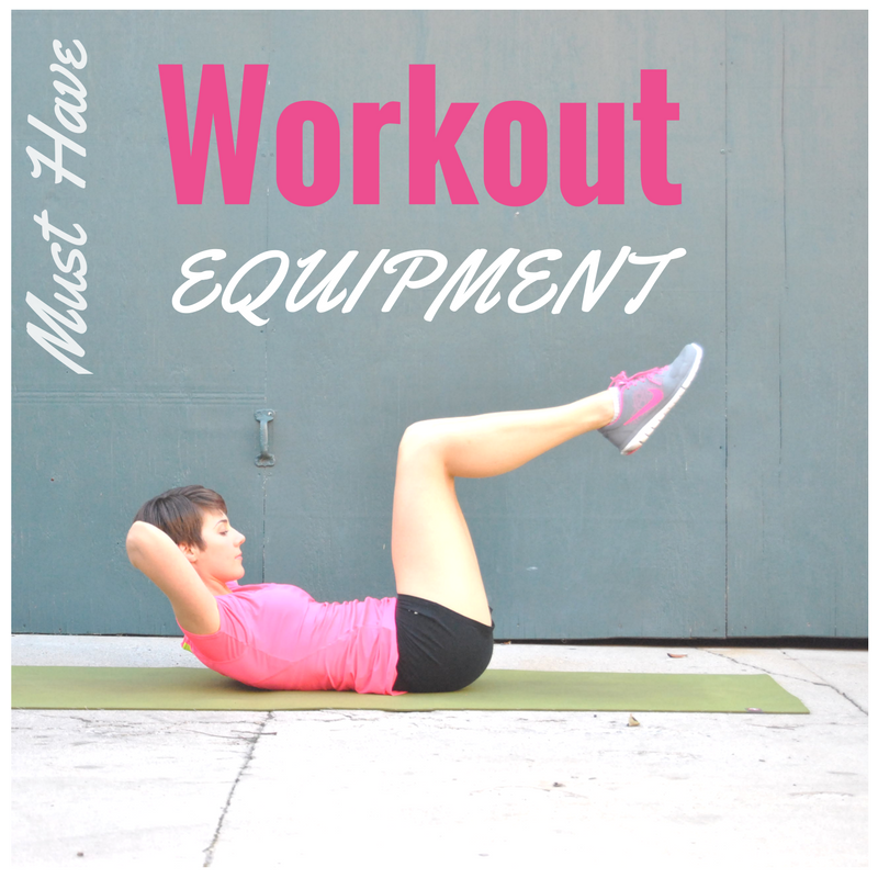 Must-Have At Home Workout Equipment