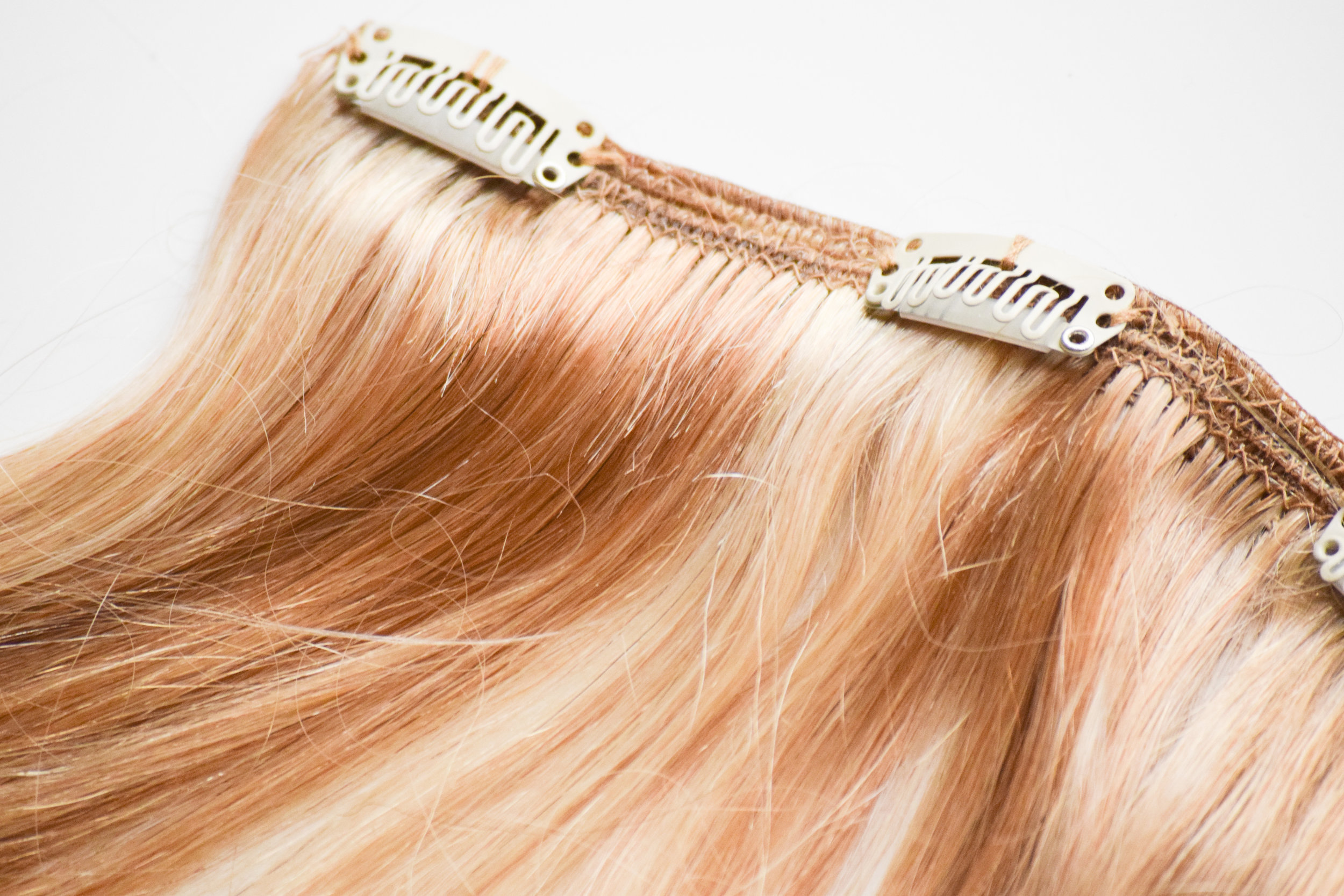 Bridal Hair Extensions from Lush Hair Extensions