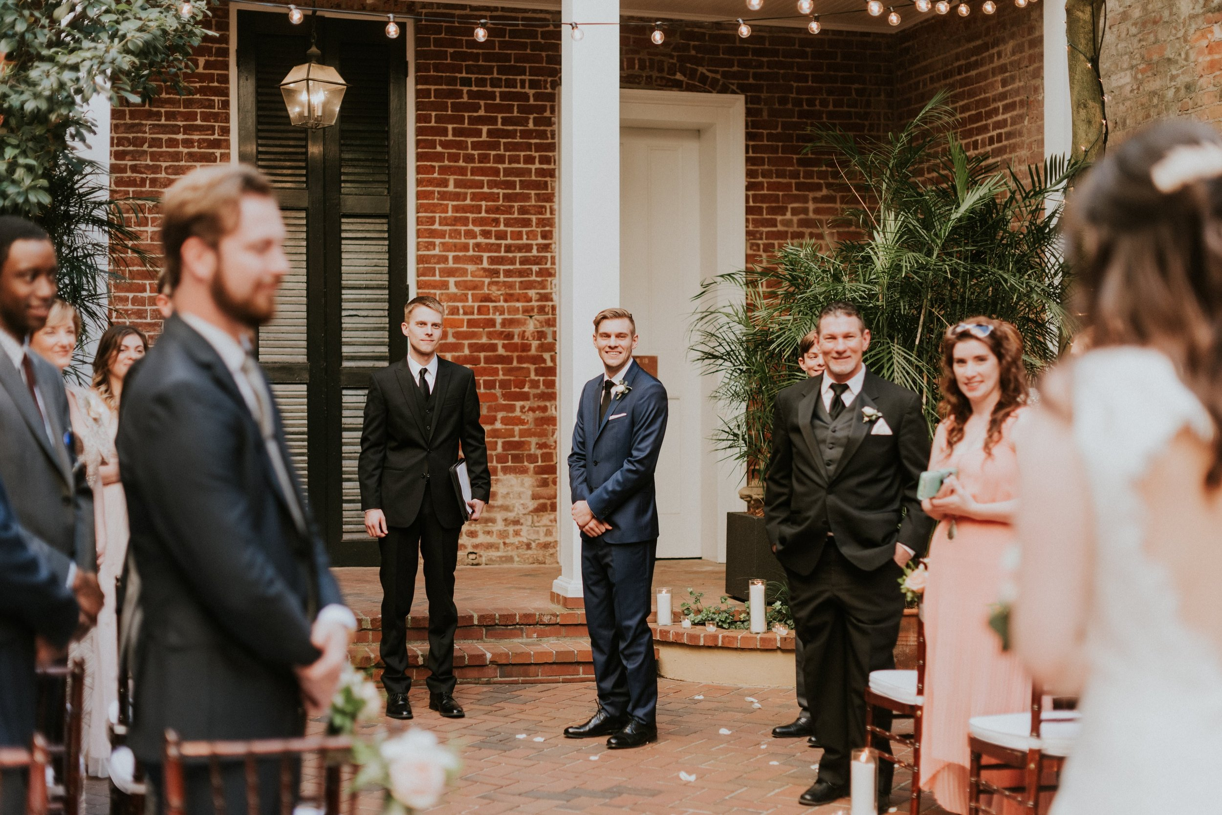Questions to Ask Your Wedding Venue - French Quarter Wedding Venue, Historic Hotels in New Orleans - Chateau Le Moyne
