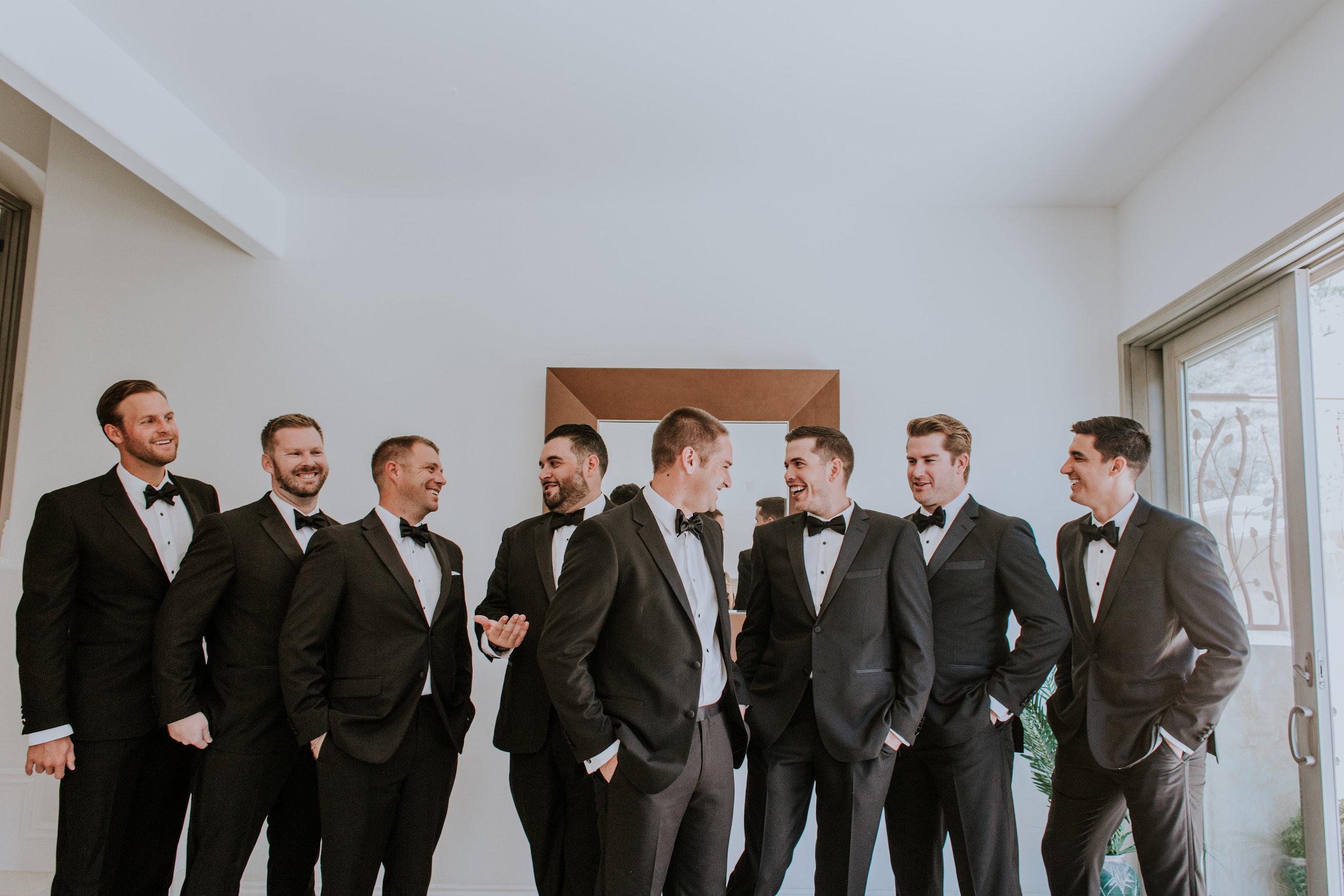 A Blush + White Malibu West Beach Club Wedding by Rachel Wakefield Photography