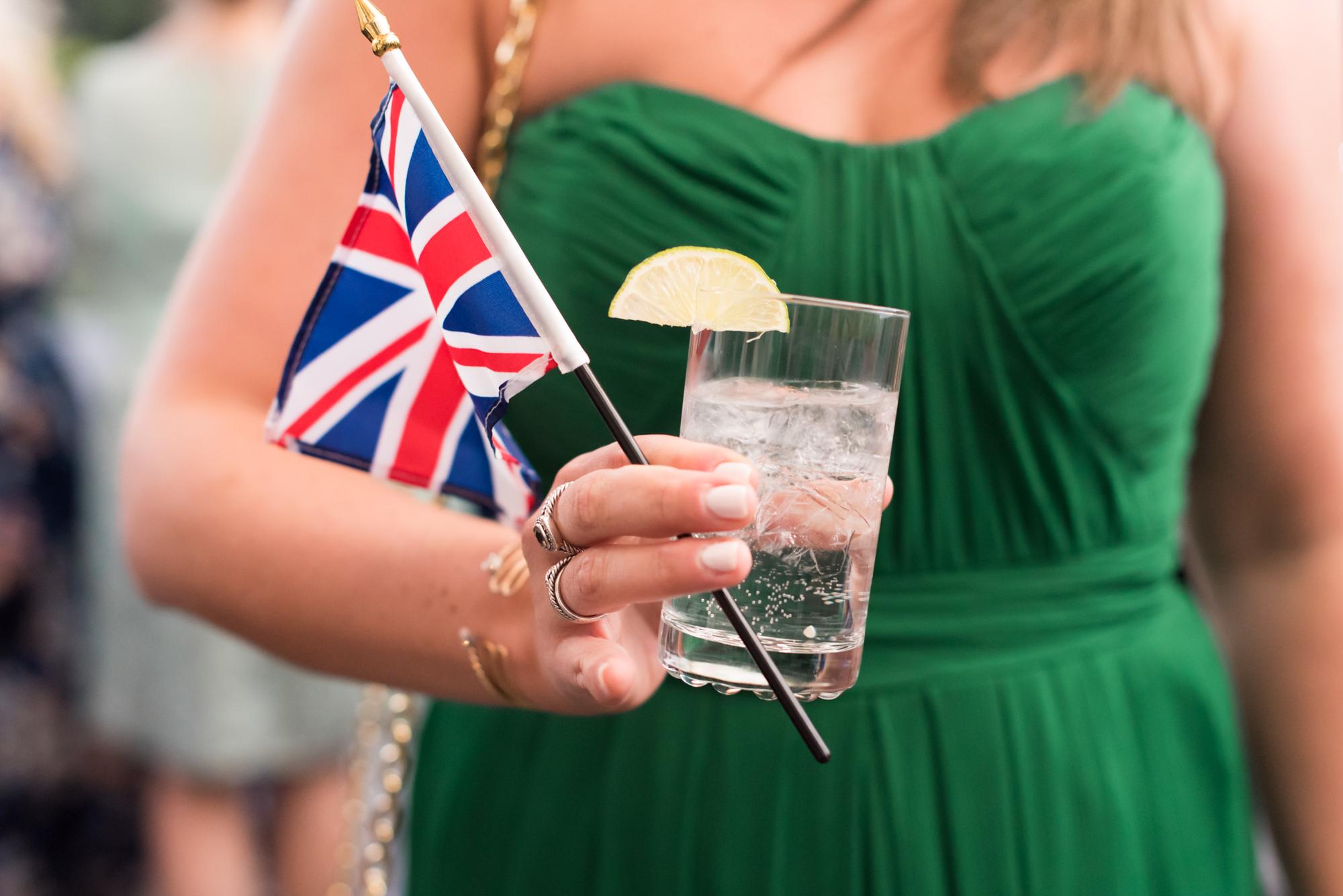Signaure Cocktail Ideas - Travel Themed Wedding - Caitlin Gerres Photography