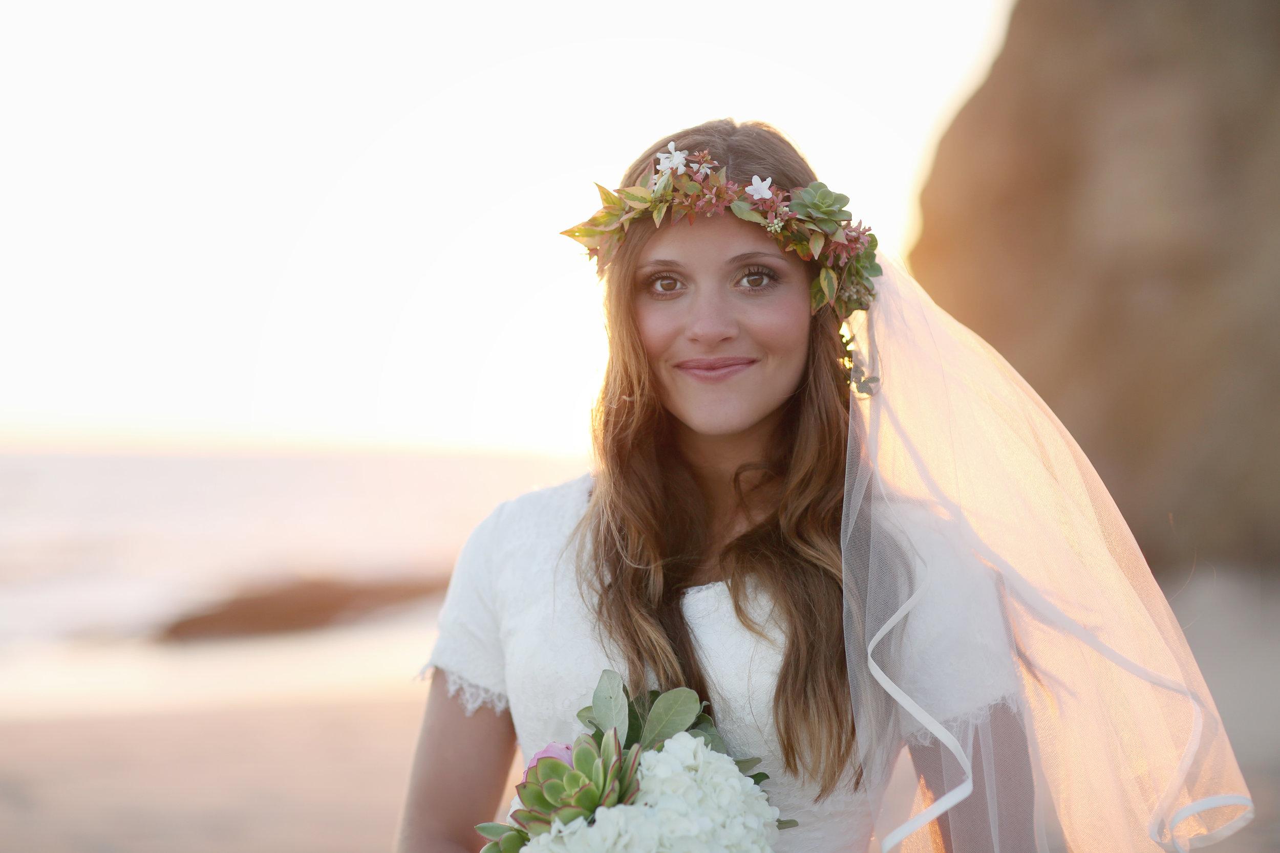 Orange County Beach Wedding - Orange County Wedding Photographer - Bleudog Fotography